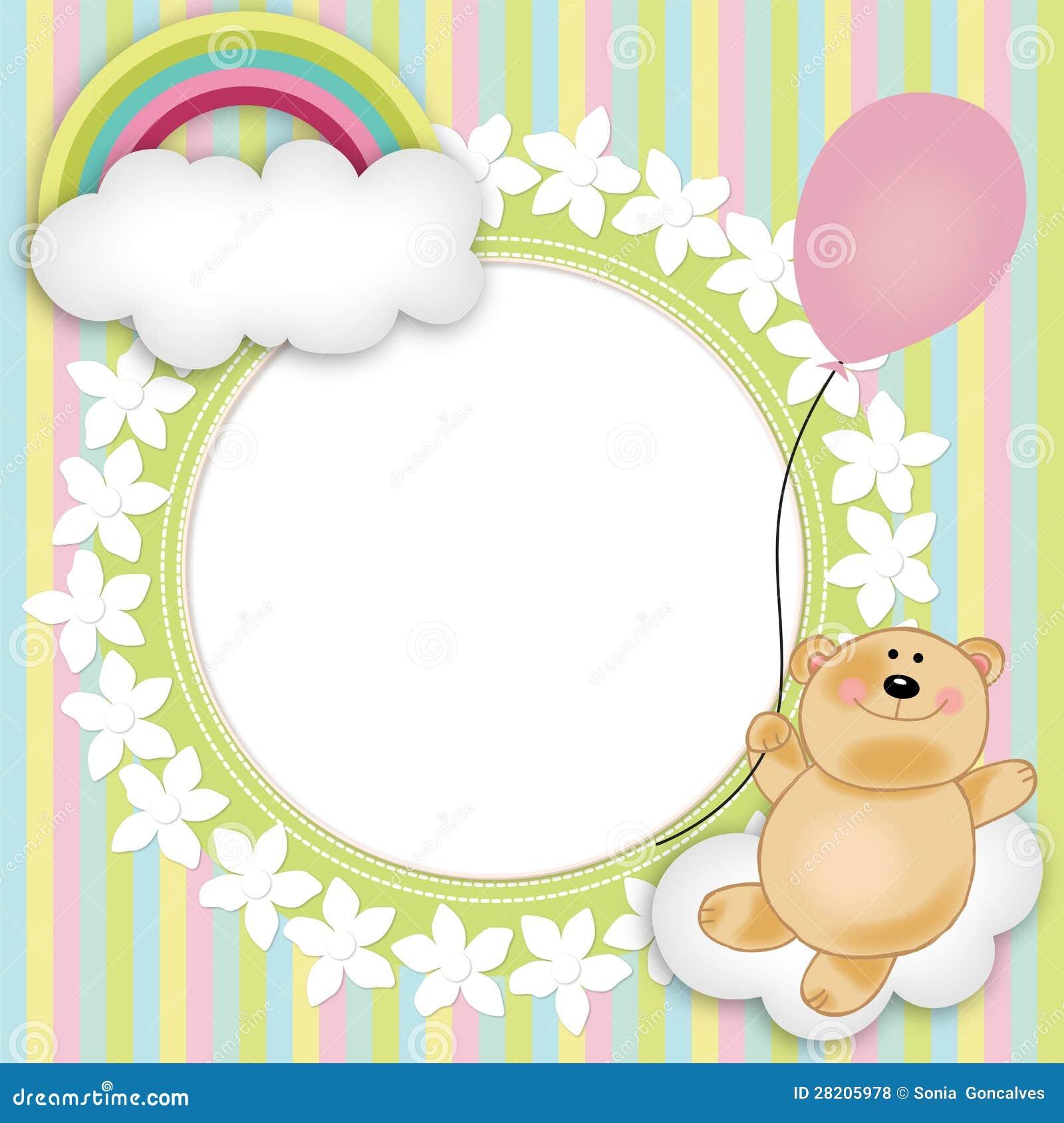 Orientering för att sväva för babysnallebjörn