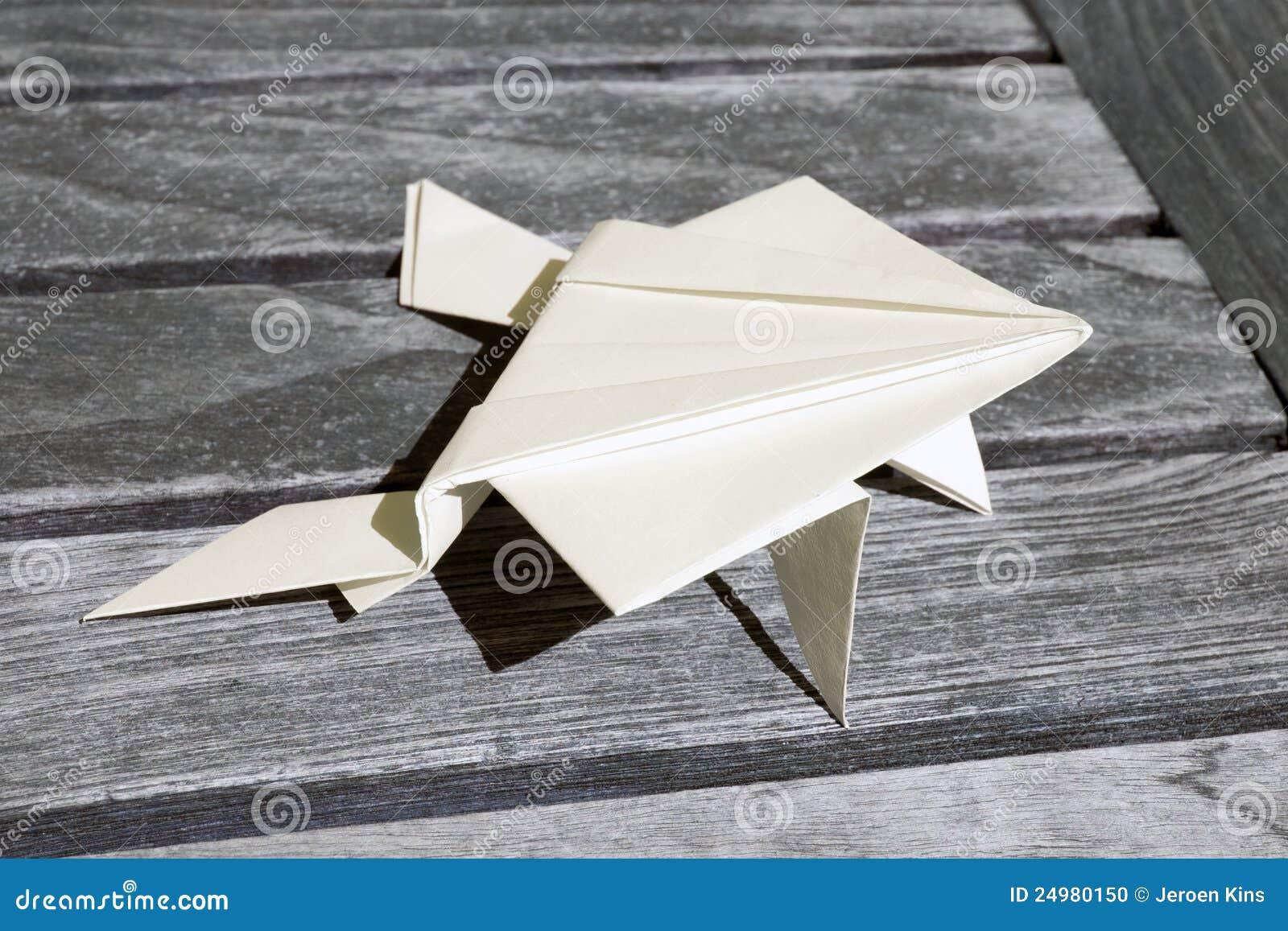 Origami лягушки
