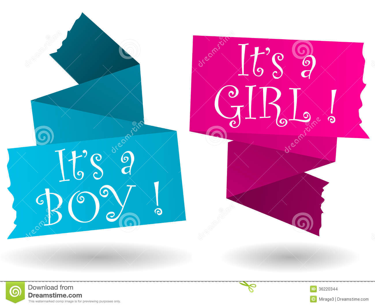 blue as in boy pink as in girl Any expectant mother or father these days is doubtless aware that items designed for baby girls are commonly pink, and those meant for baby boys are blue.