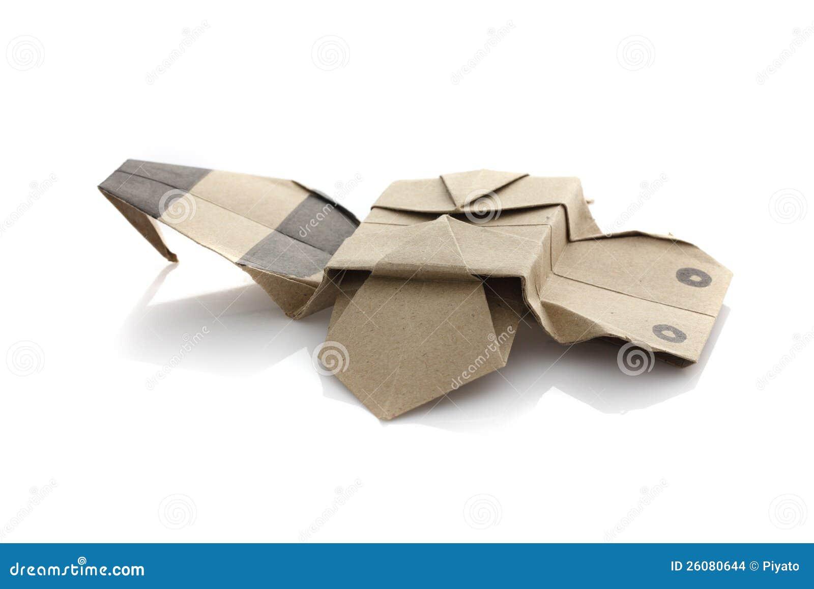 Origami Biene Stock Abbildung Illustration Von Futuristisch 26080644
