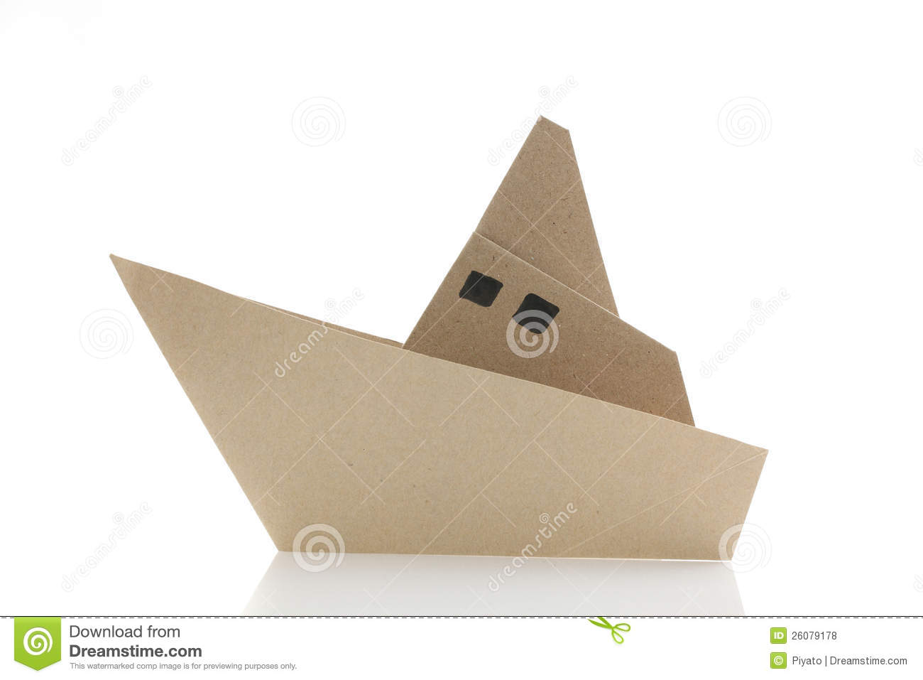 Paper Ship Origami Toy And Paper Ship Vessel Transport. Paper ... | 957x1300