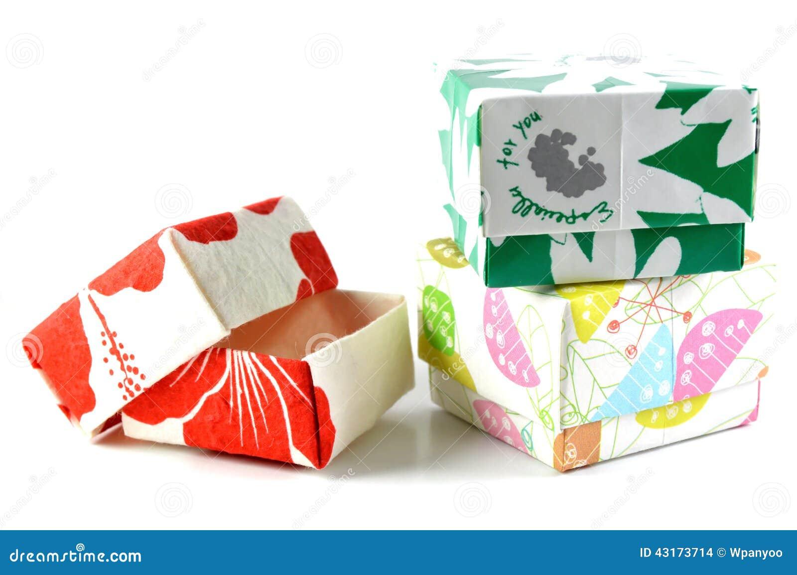 Origami box - photo#29