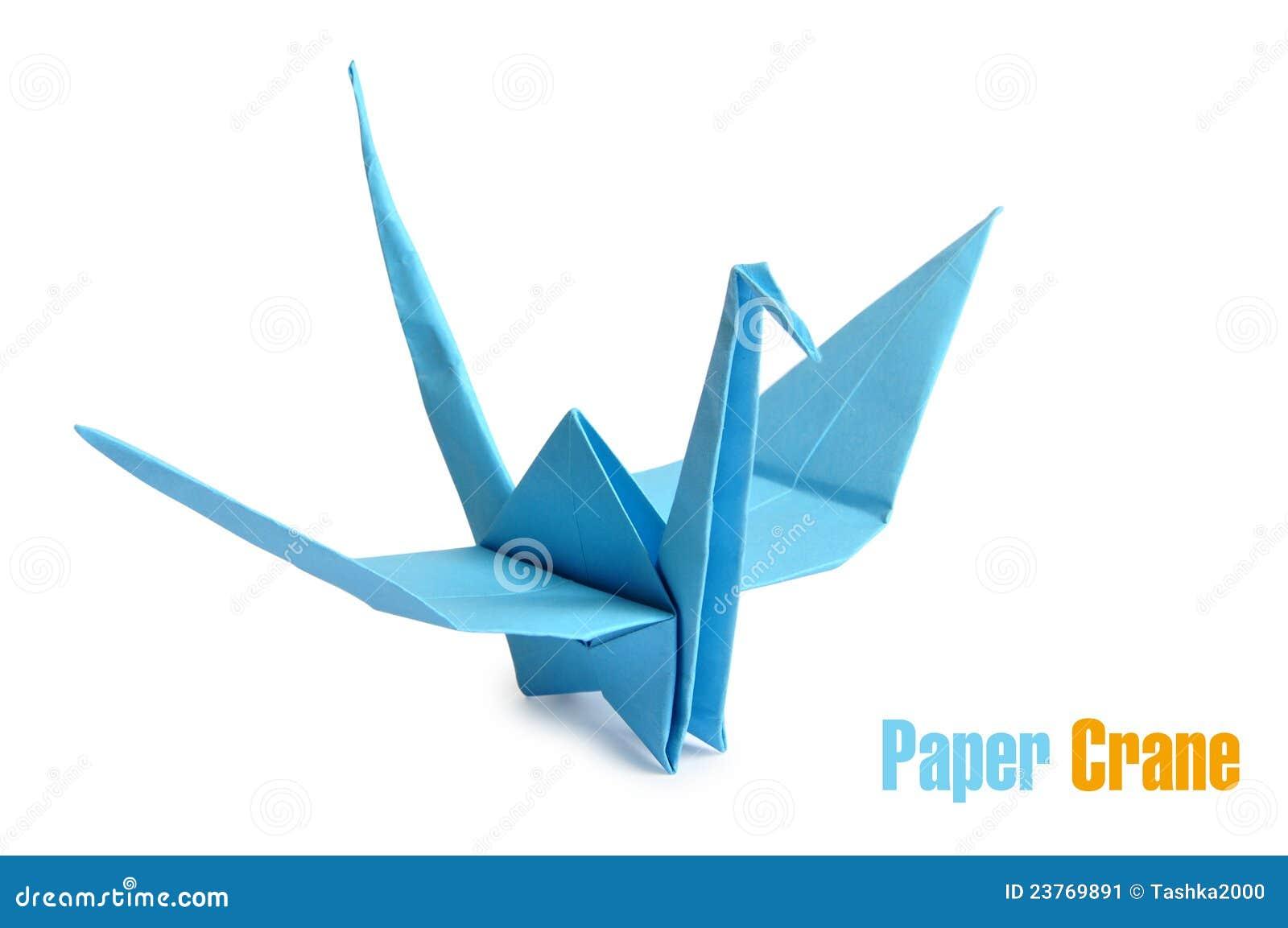 Origami Crane Stock Image Of Japan Bird Oriental 23769891 Pics Photos Swan Diagrams Download
