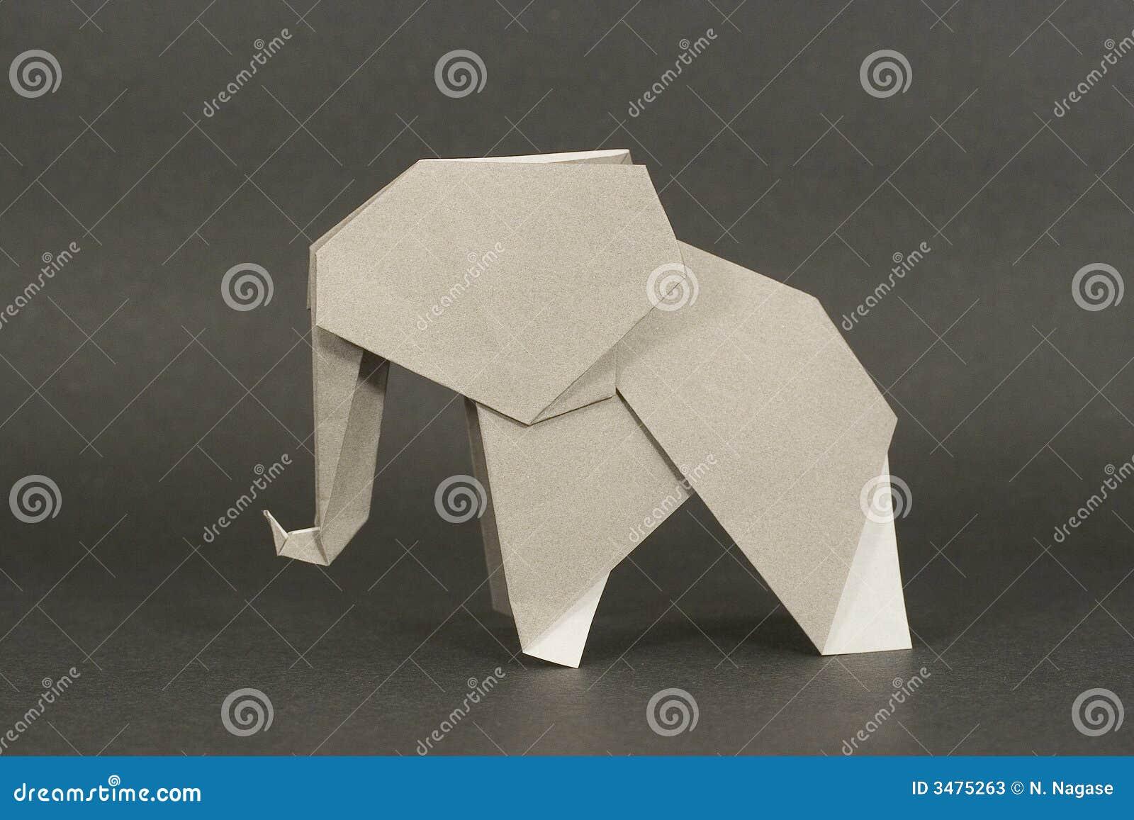 The origami forum view topic elephant elephant jeuxipadfo Choice Image