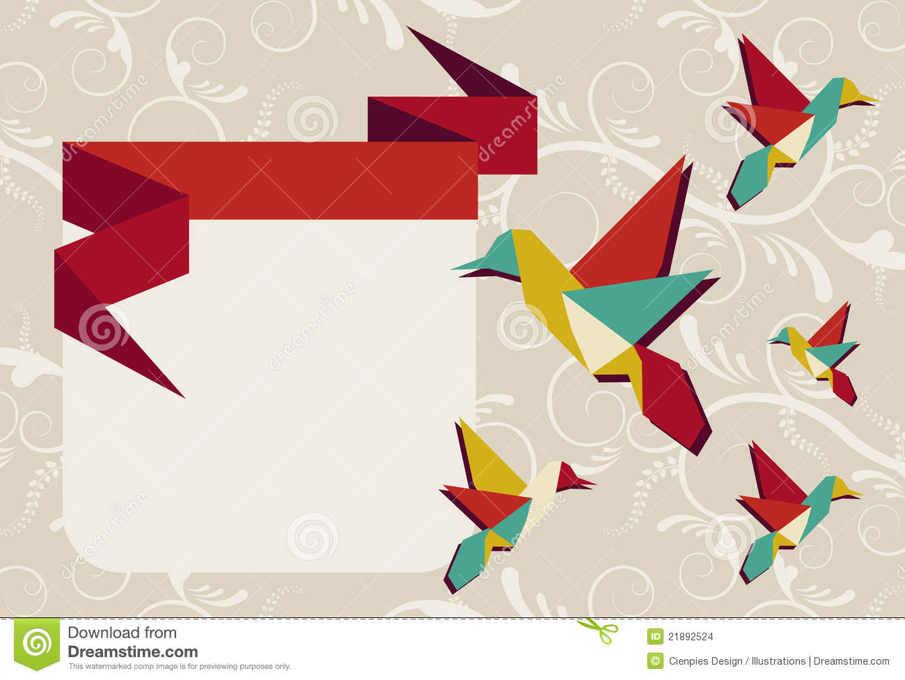 Displaying 20&gt Images For  Origami Hummingbird