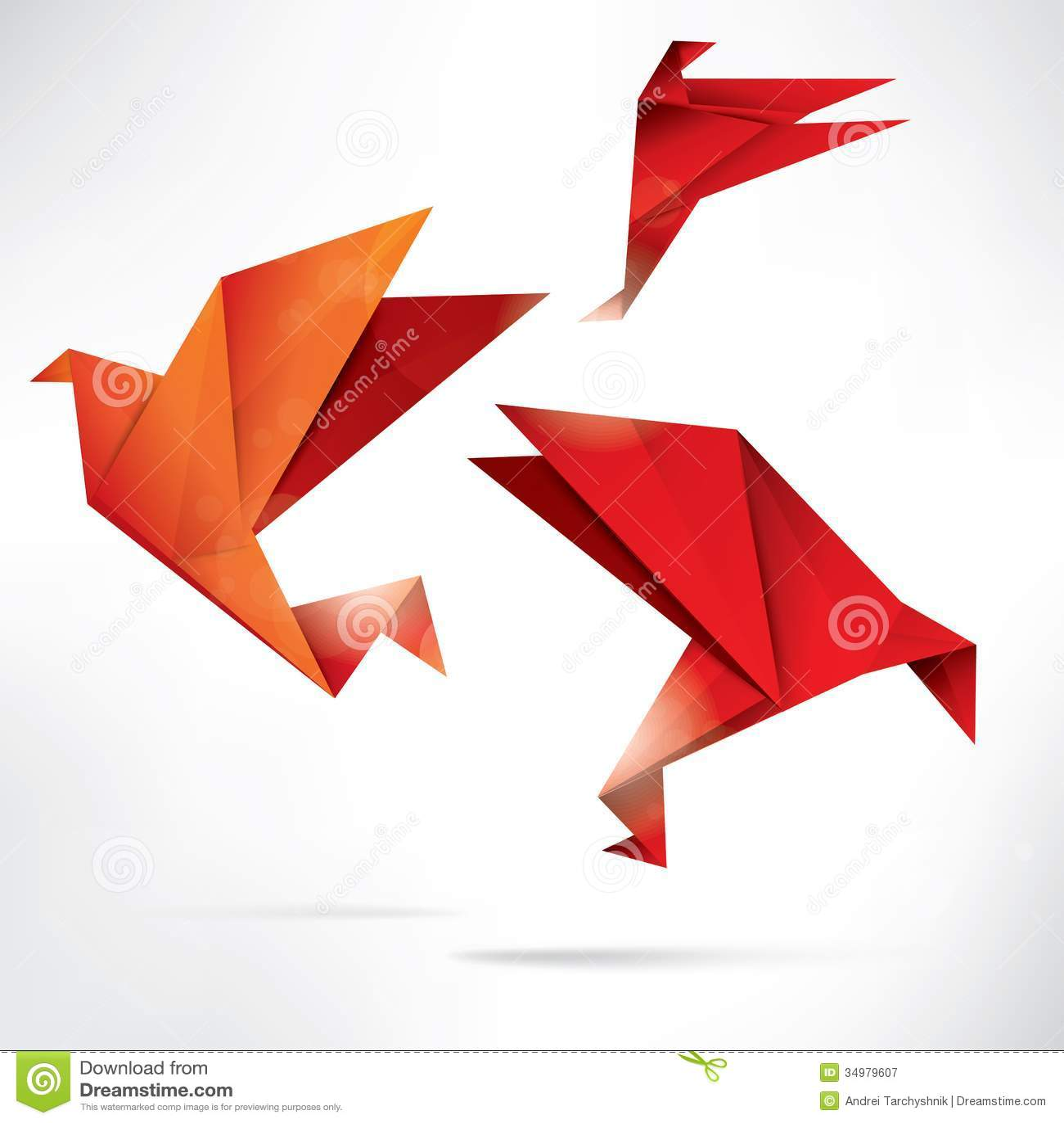 Make Origami Flying Crane