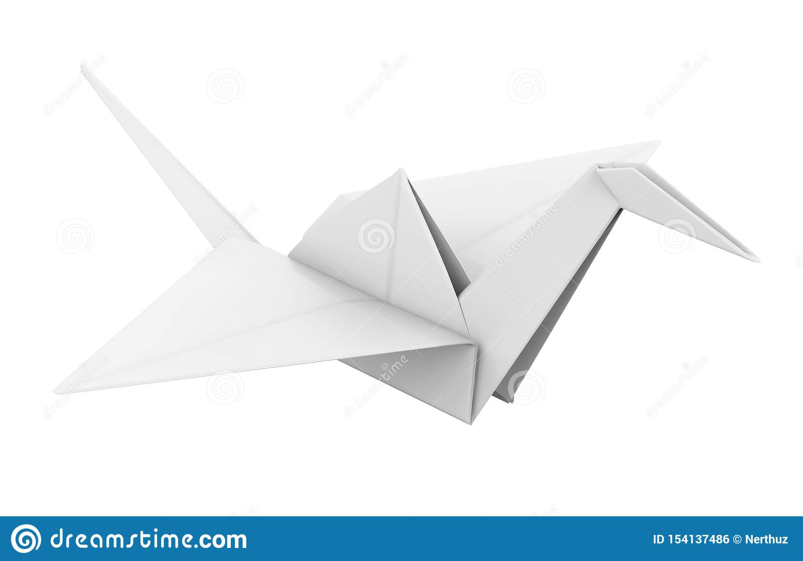 How to fold an origami crane. A fun activity for kids. illustrated ... | 1117x1600