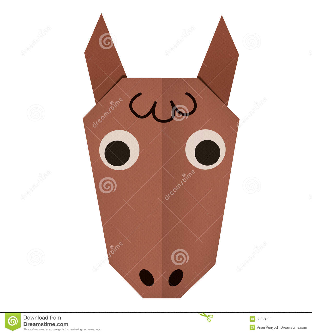 How To Make A Horse Origami