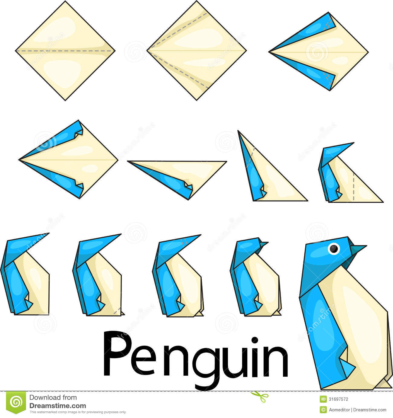 Clipart Of Penguin