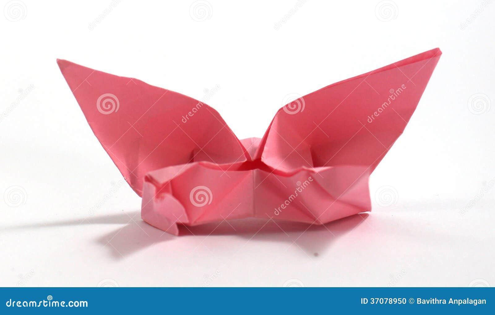 Download Origami ptak zdjęcie stock. Obraz złożonej z kultura - 37078950