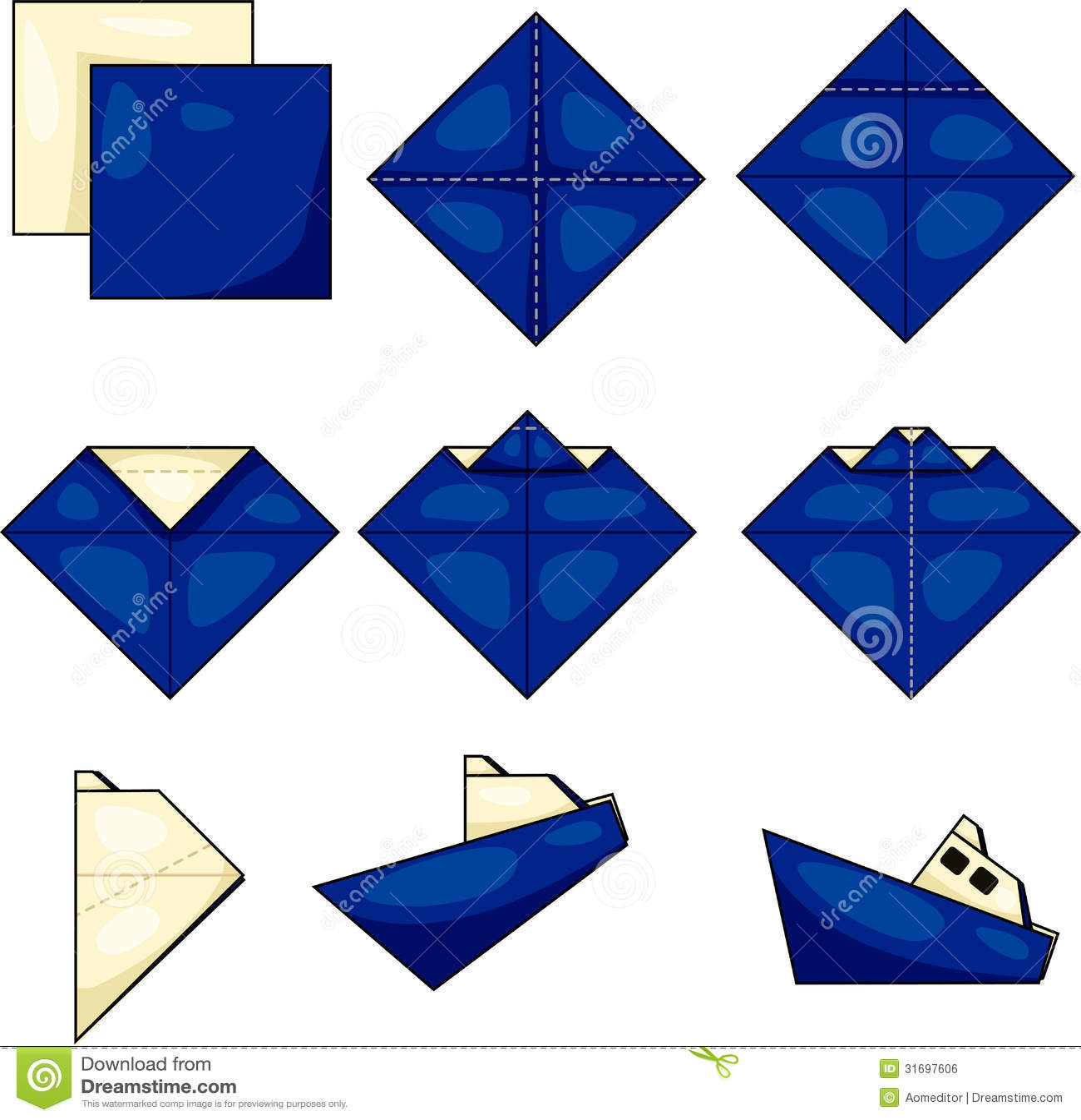 Amazoncom  Origami Japanese Washi Folding Paper 018033