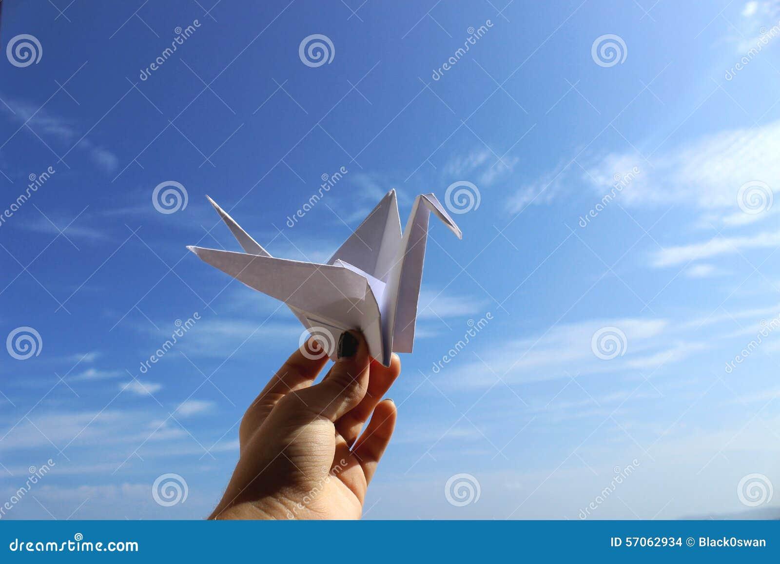 Origamikraan, shadoof