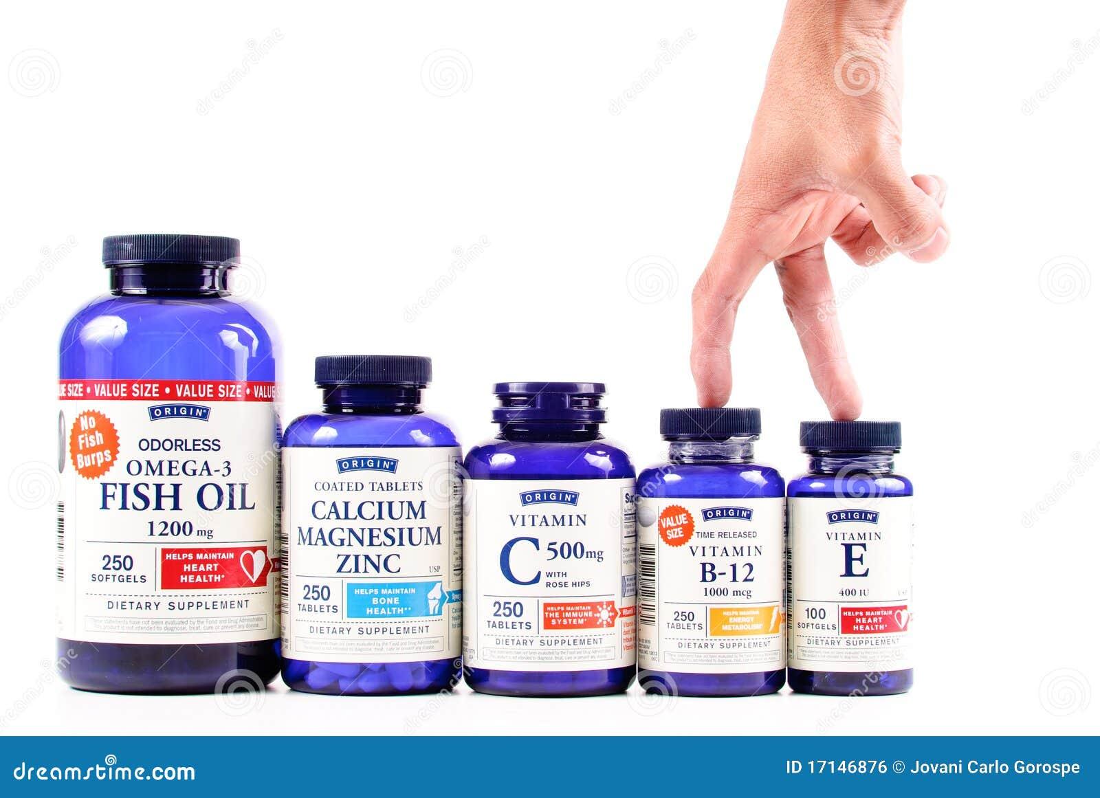 Origin Brand Multi-Purpose Vitamins