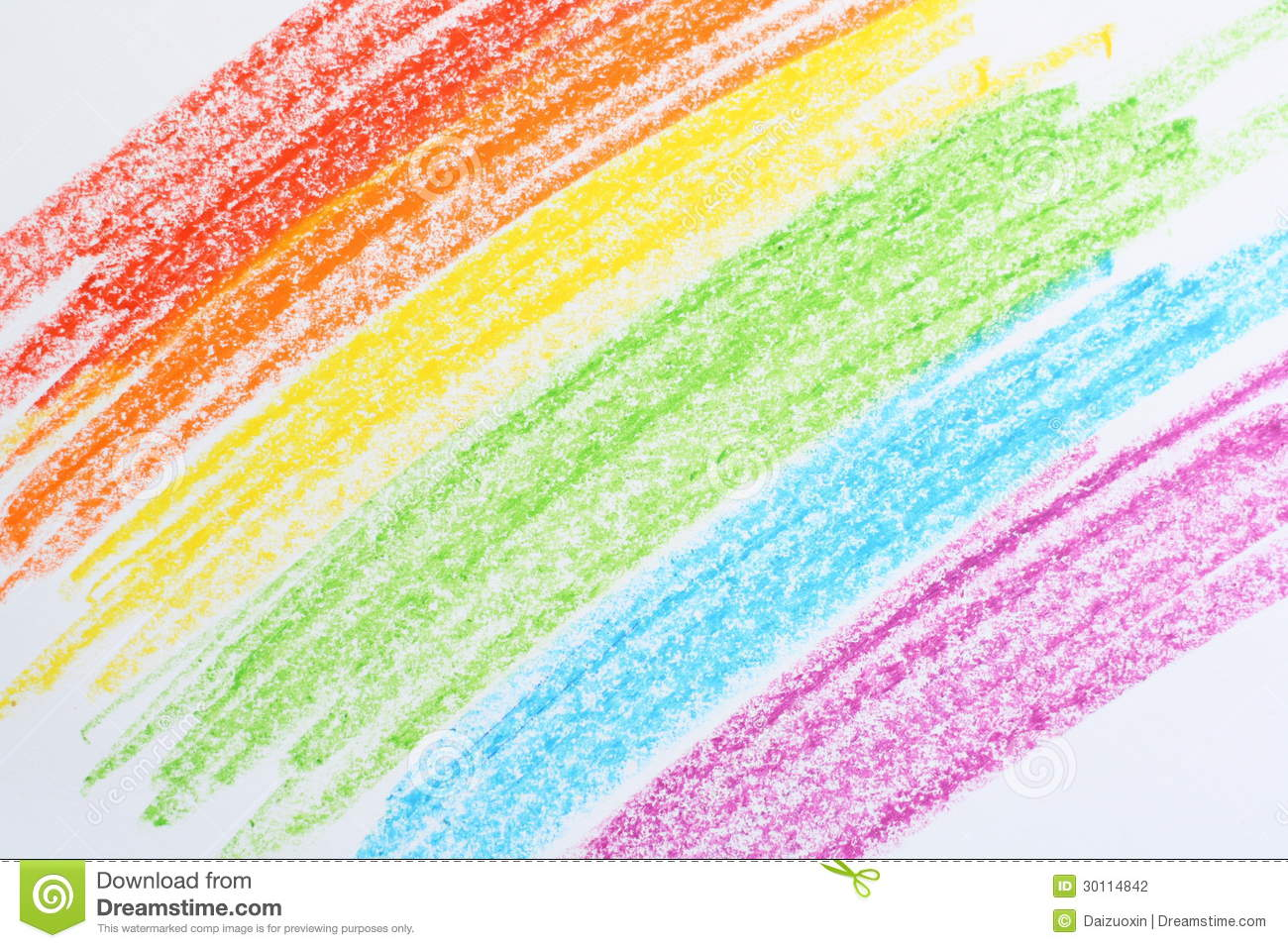 Crayon colors stock photo. Image of artwork, background - 30114842