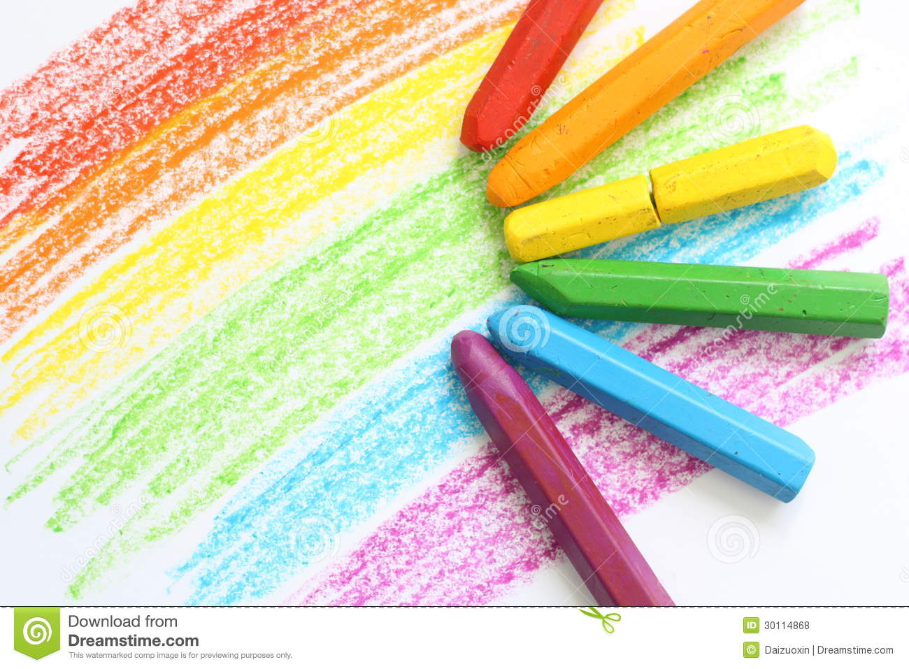 Crayon colors stock photo. Image of drawing, group, creative - 30114868