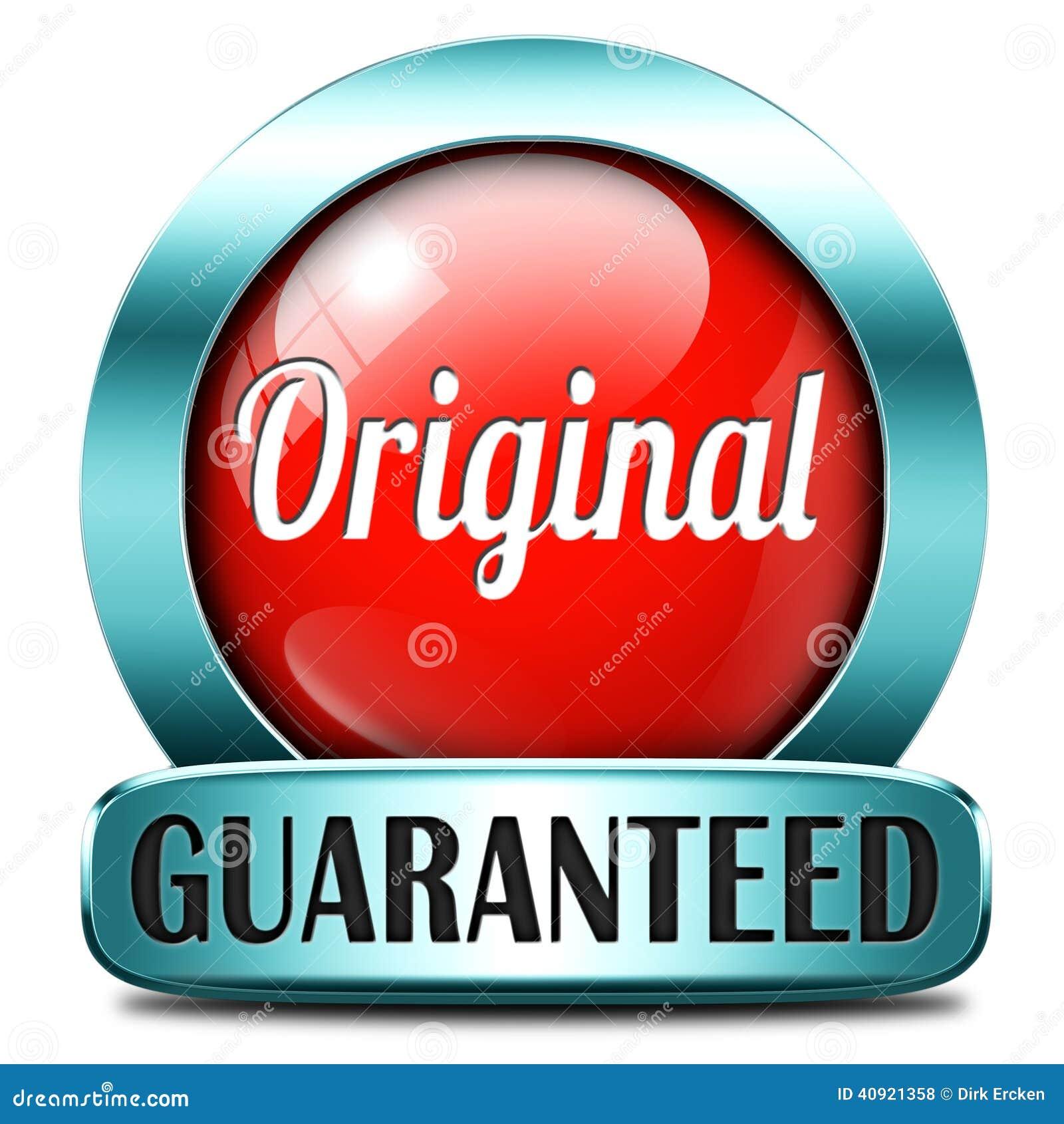 Original label authentic quality product