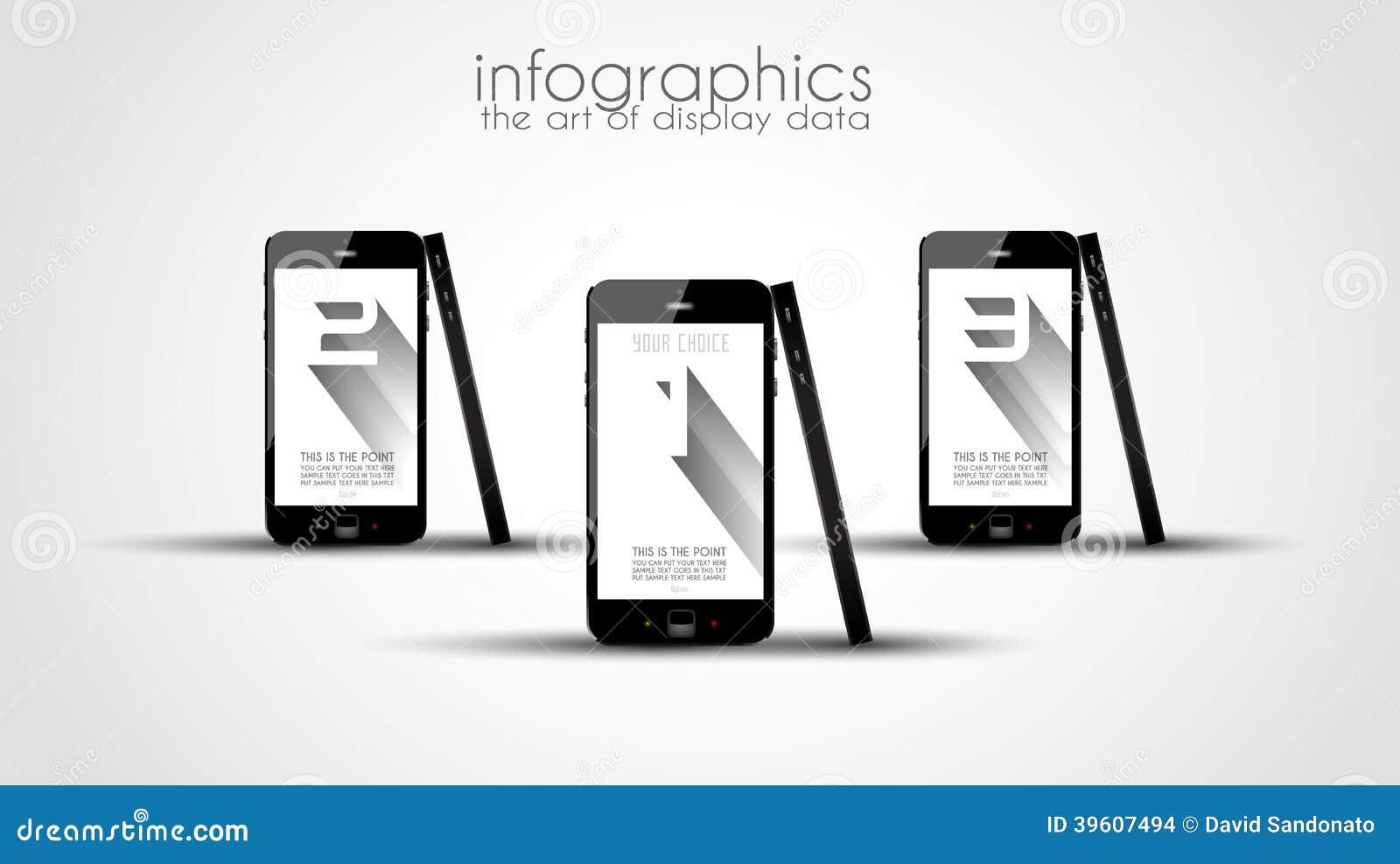 original style infographics templates stock vector image 39607494. Black Bedroom Furniture Sets. Home Design Ideas