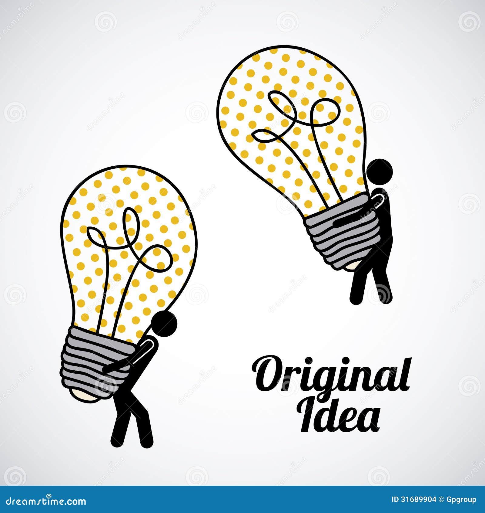 Origineel idee vector illustratie afbeelding bestaande uit ontwerp 31689904 - Origineel toilet idee ...