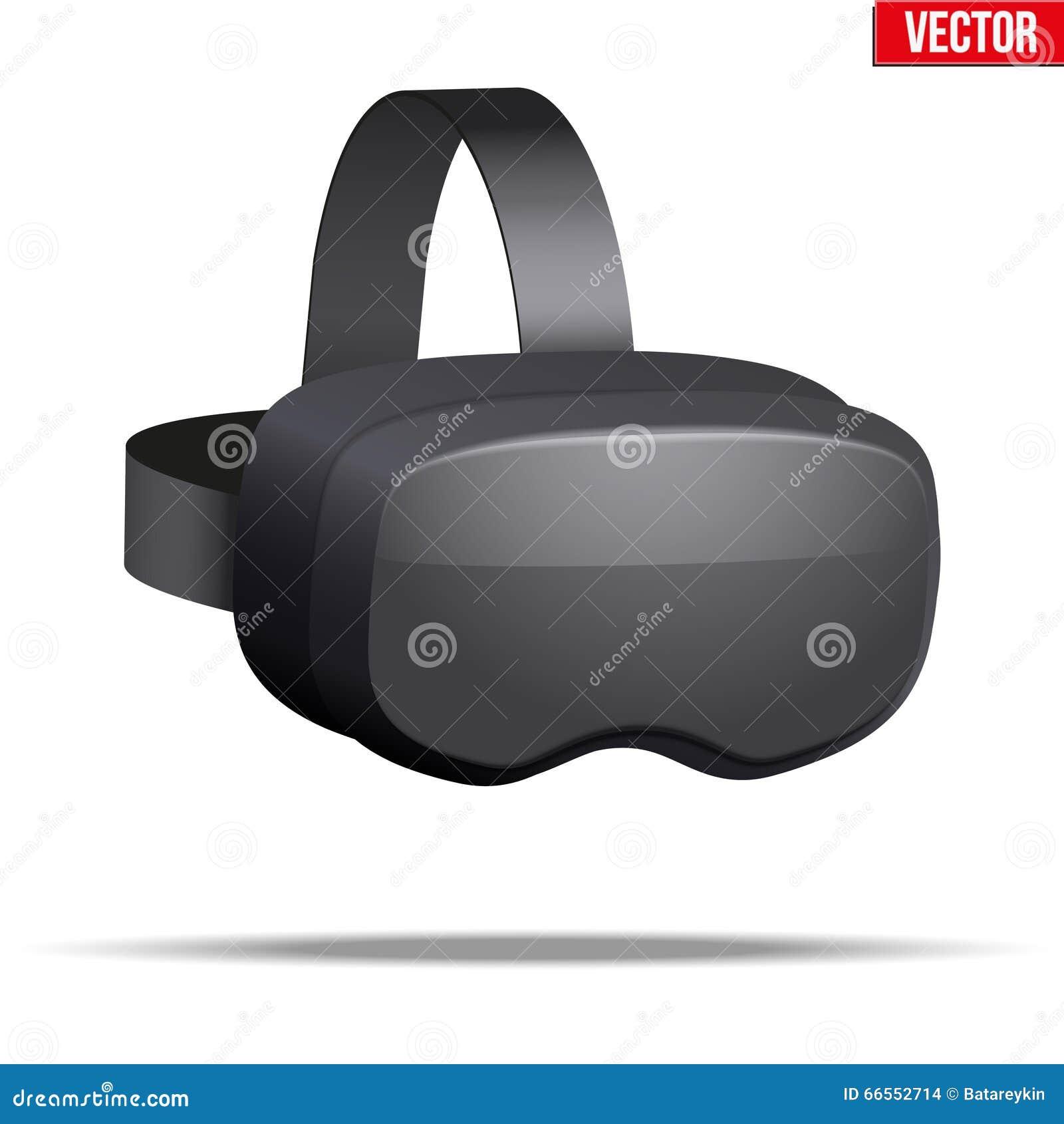 Originele 3d VR-hoofdtelefoon