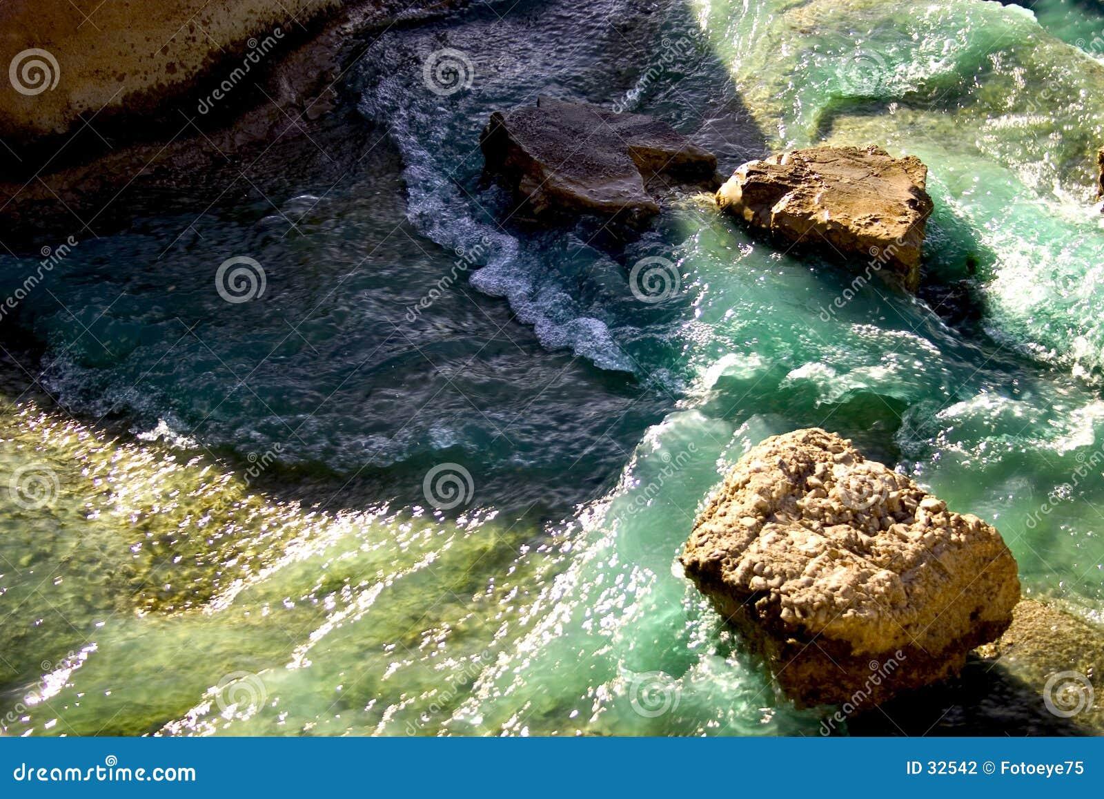 Download Orilla foto de archivo. Imagen de orilla, agua, bajo, flowing - 32542