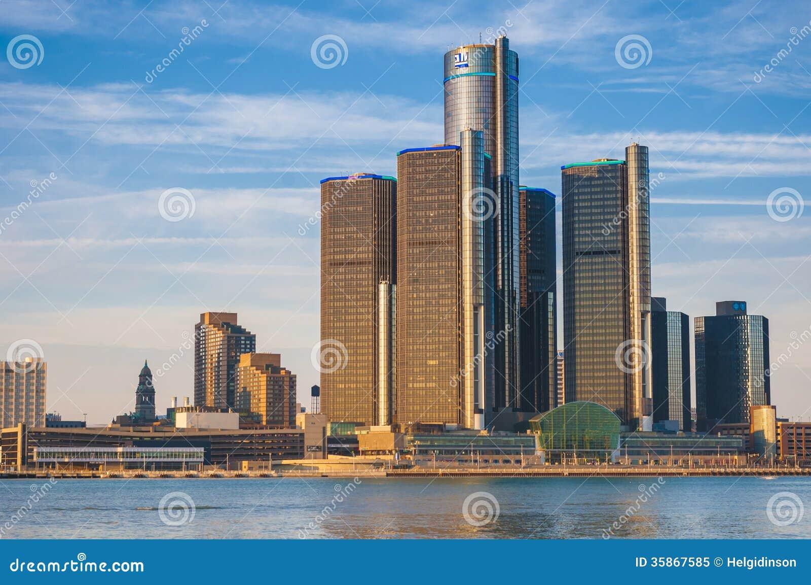 Orizzonte di Detroit