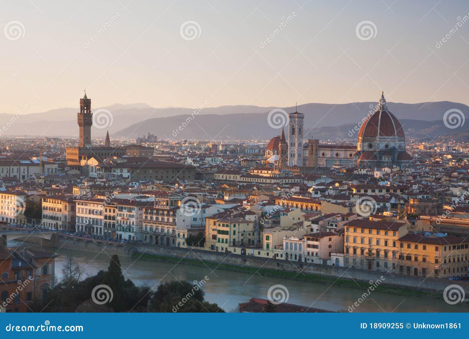 Orizzonte di Firenze