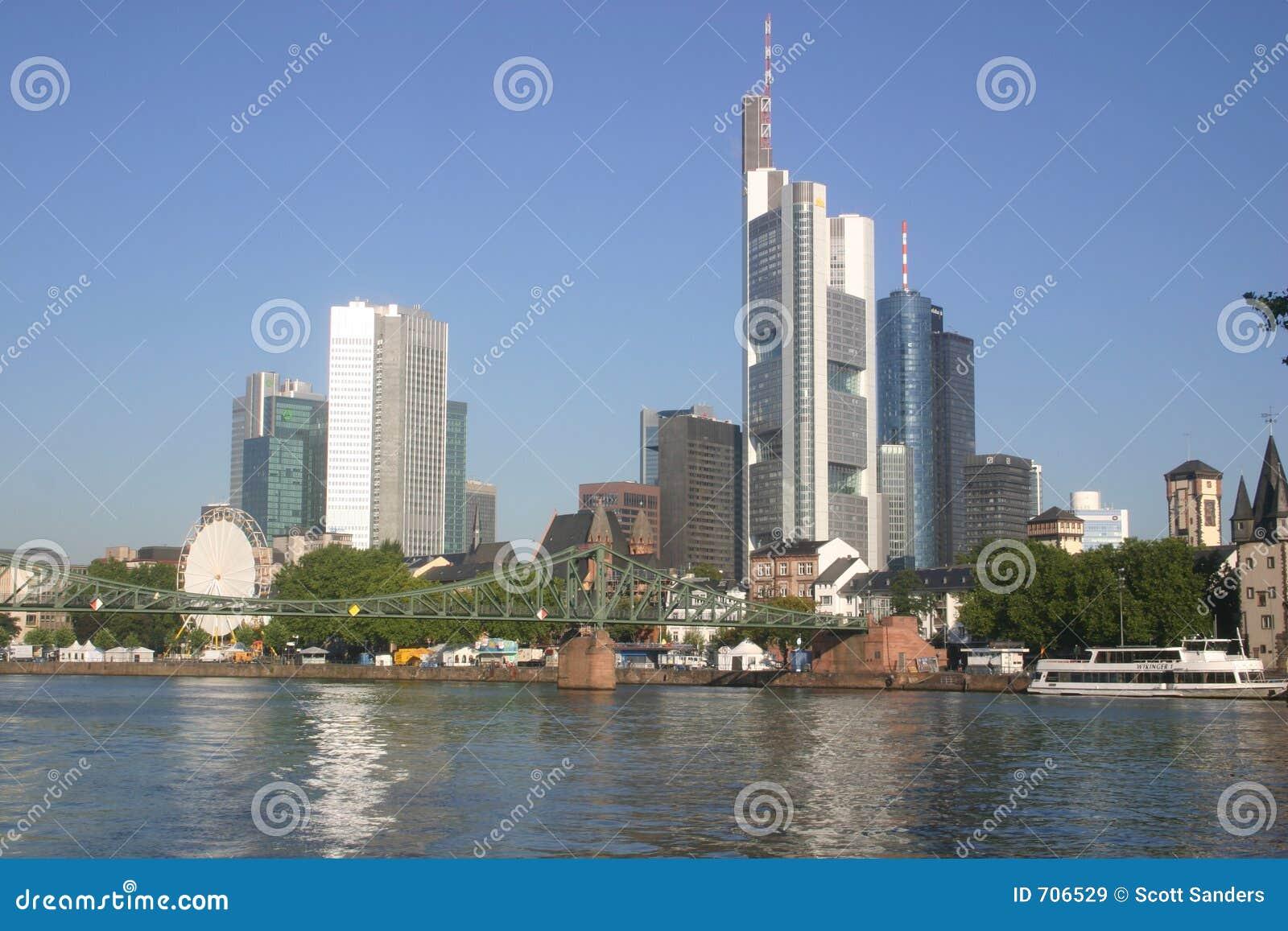 Orizzonte di Francoforte
