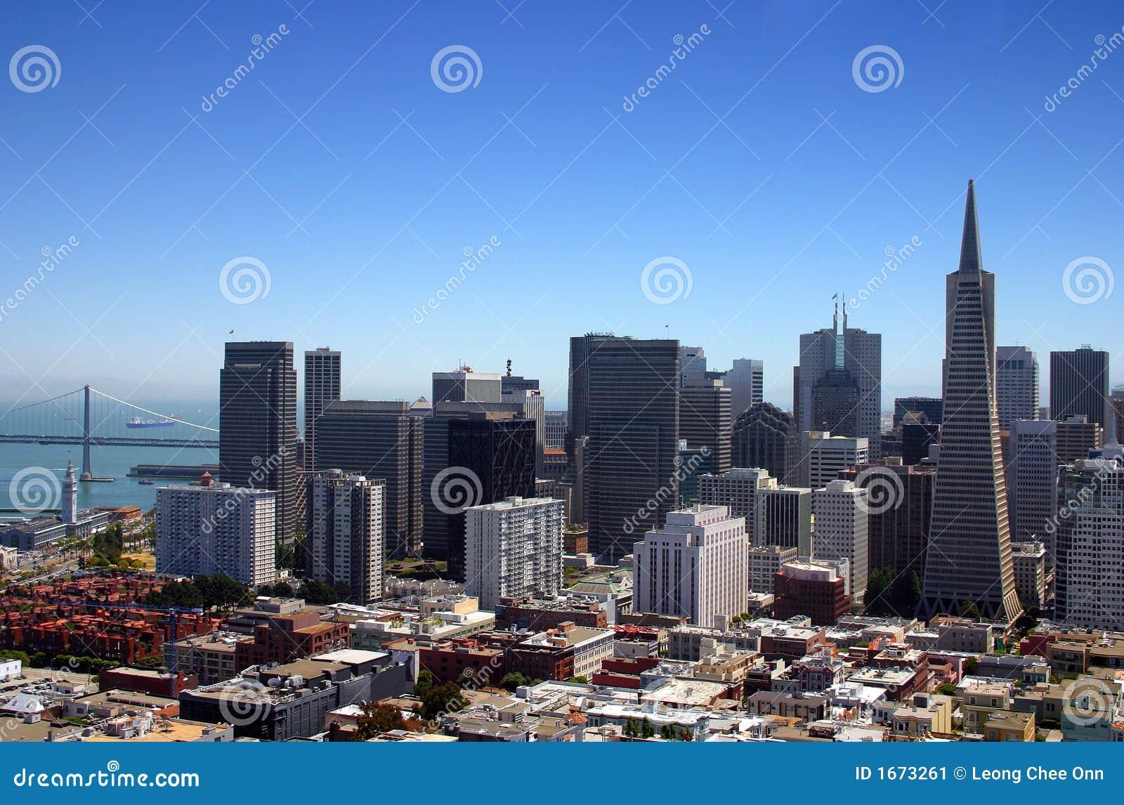 Orizzonte di San Francisco