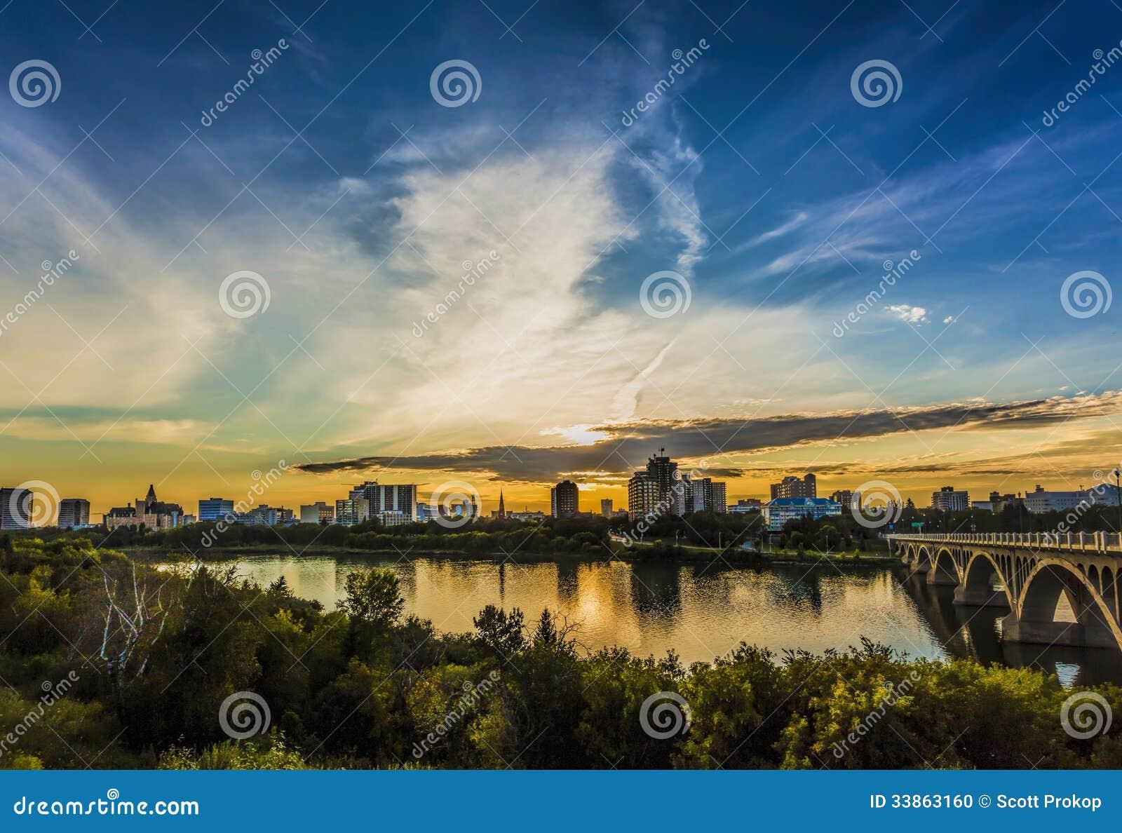 Orizzonte di Saskatoon
