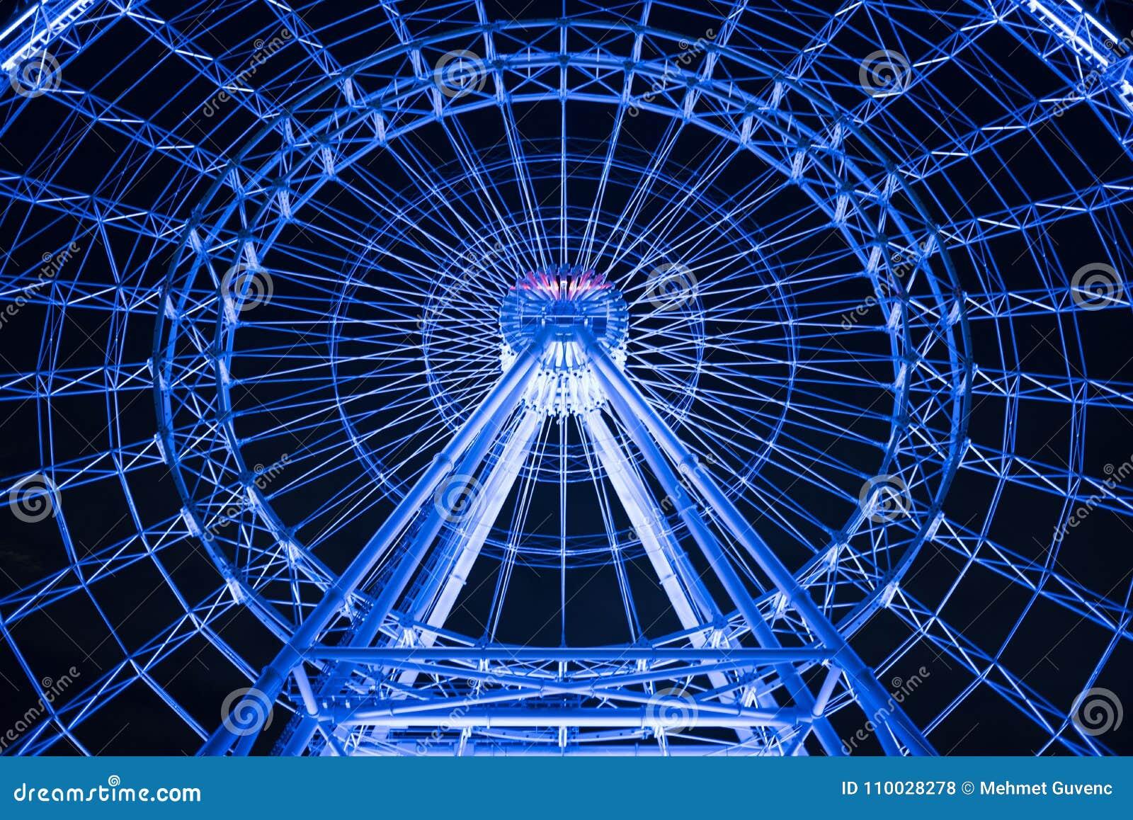 Orlando Eye, één van de langste wielkabinetten in de wereld