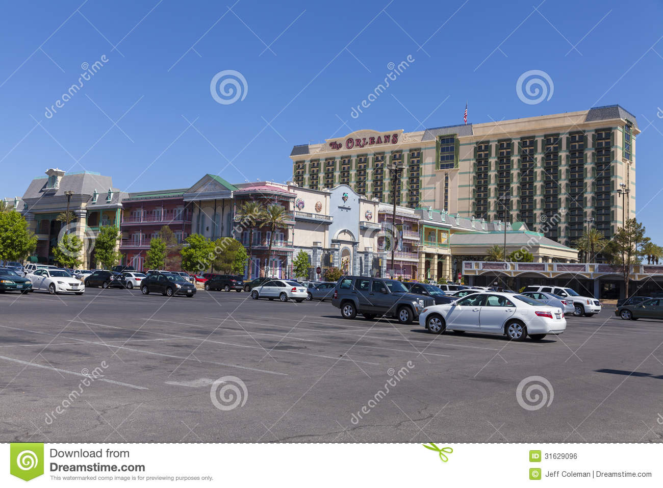 The Orleans Hotel And Casino Las Vegas Nv United States