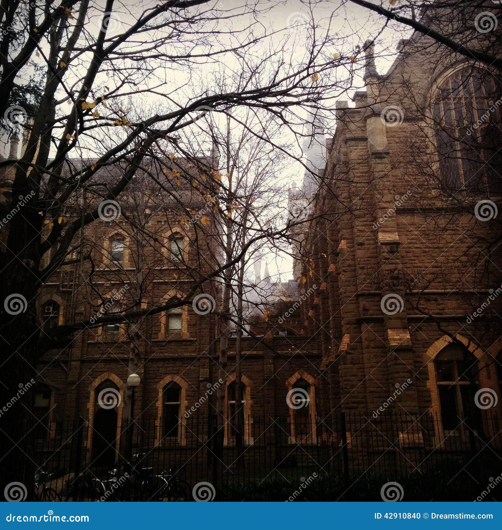 Ormond-College