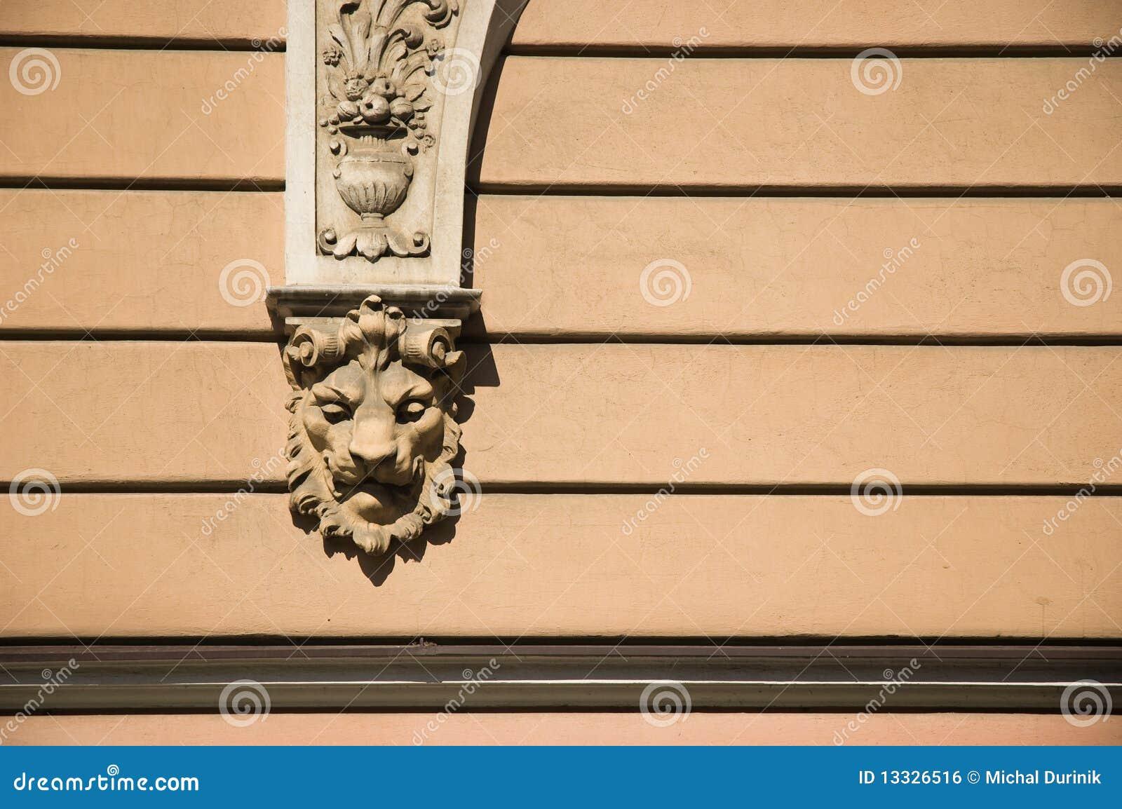 Ornament ściana