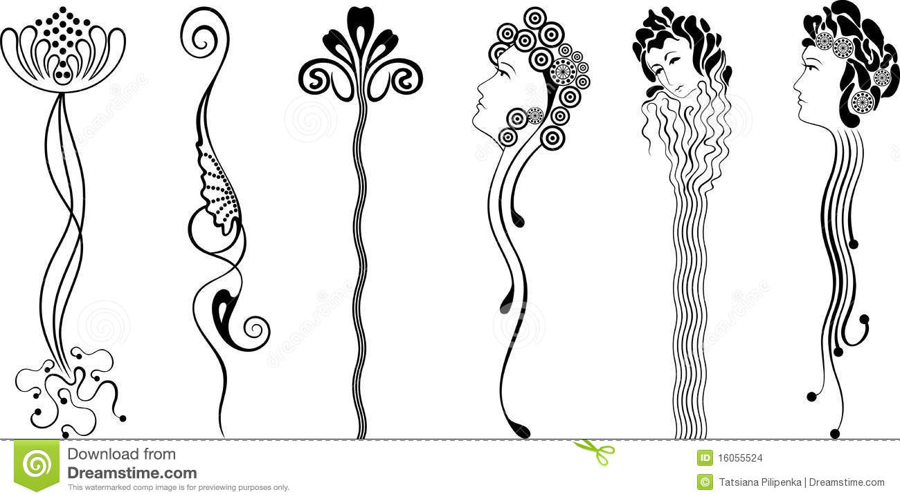likewise Maria Diaz Paquerettes Broderie Point Croix Xml 203 204 2647 further Art Deco Shapes Patterns as well Art Nouveau Illustrator Tutorials additionally Stock Images Ornament Art Nouveau Image16055524. on art nouveau patterns
