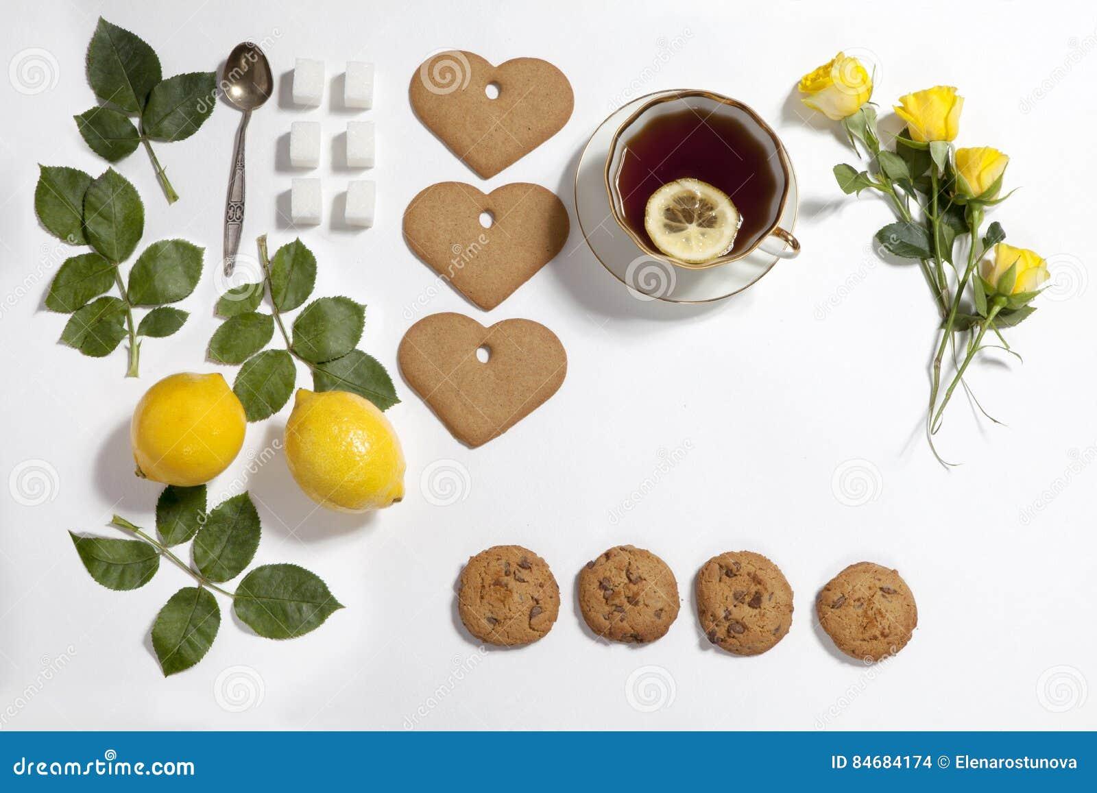 photo Lemon Ornament Cookies