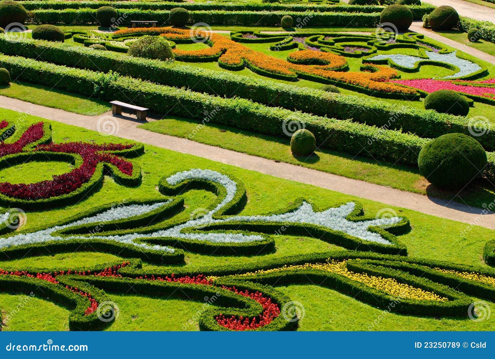 Ornamental garden stock image image of europe landmark for Ornamental garden