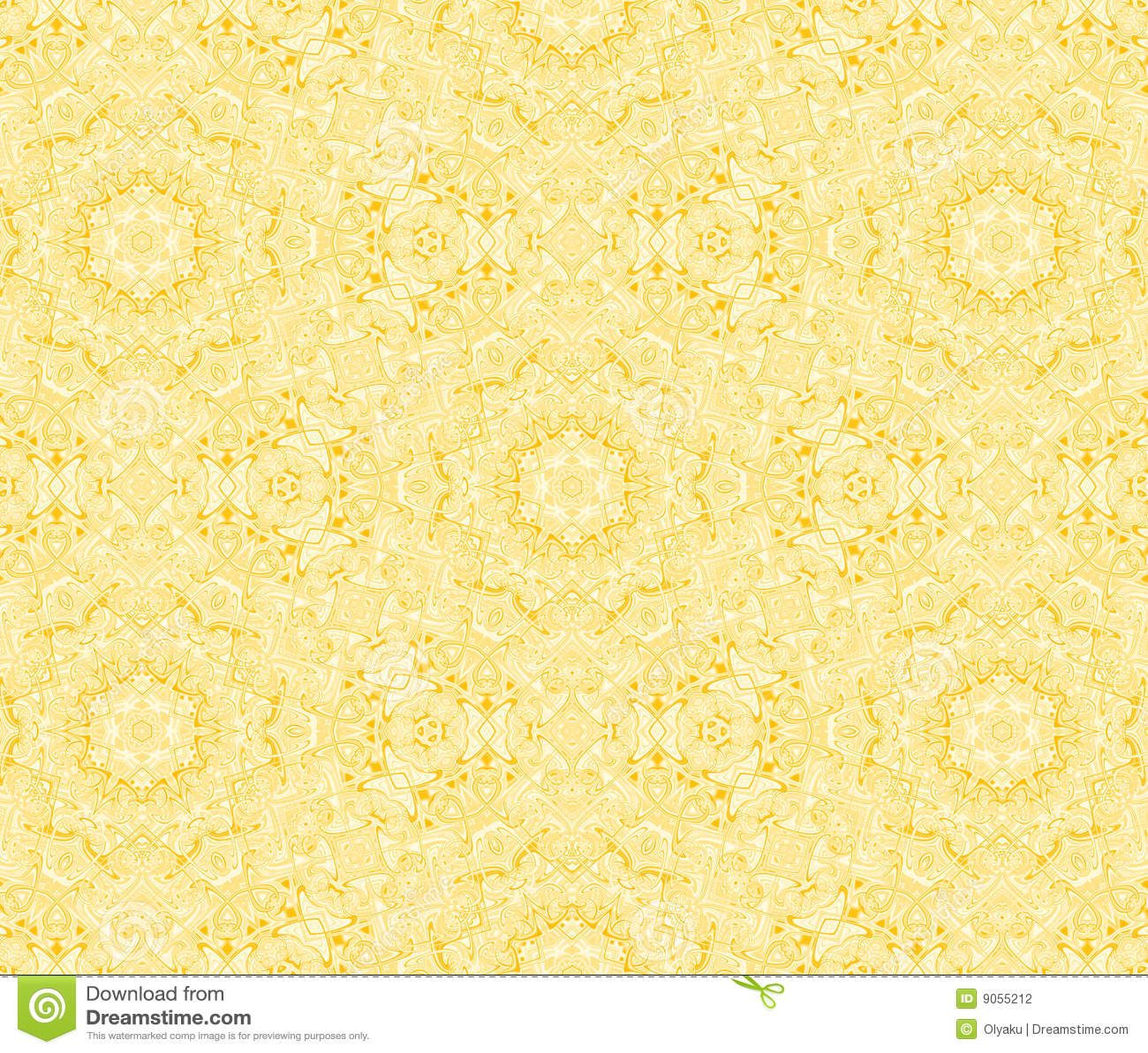 Ornamental pattern.