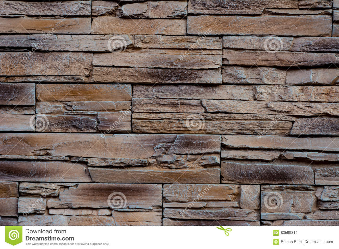 Stone Construction Materials : Ornamental stone stock photo image of architecture