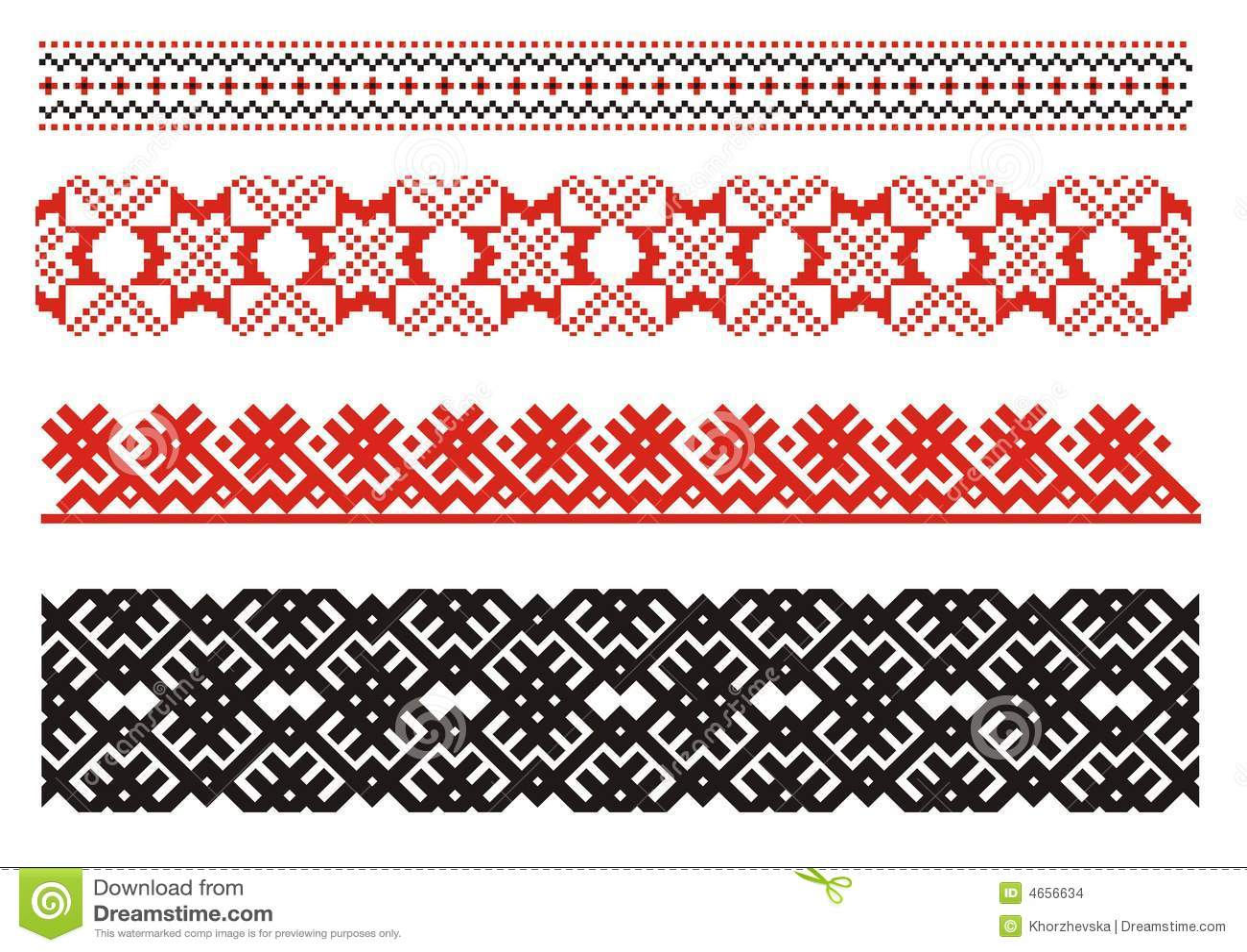 Ornamenti. Art. ucraino.