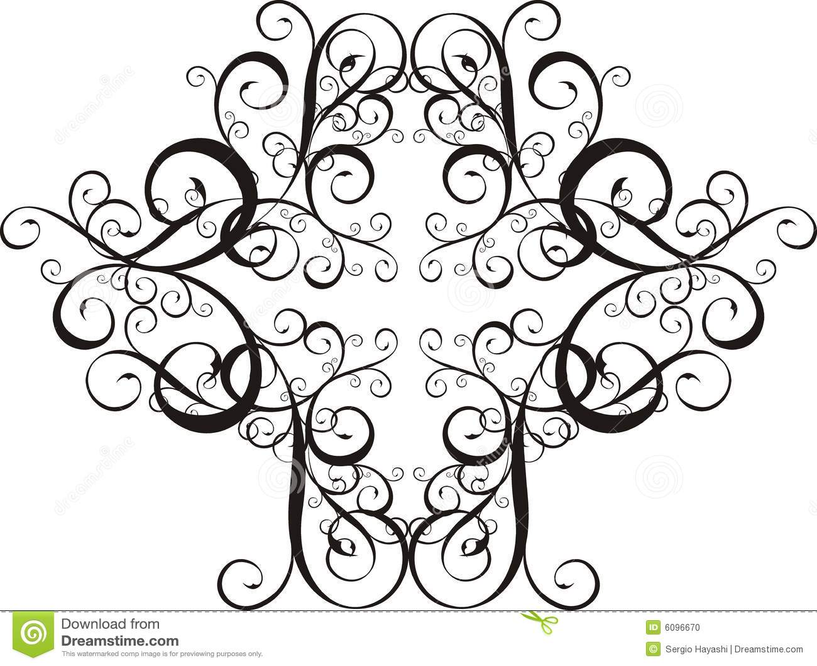 Ornamenti di disegno