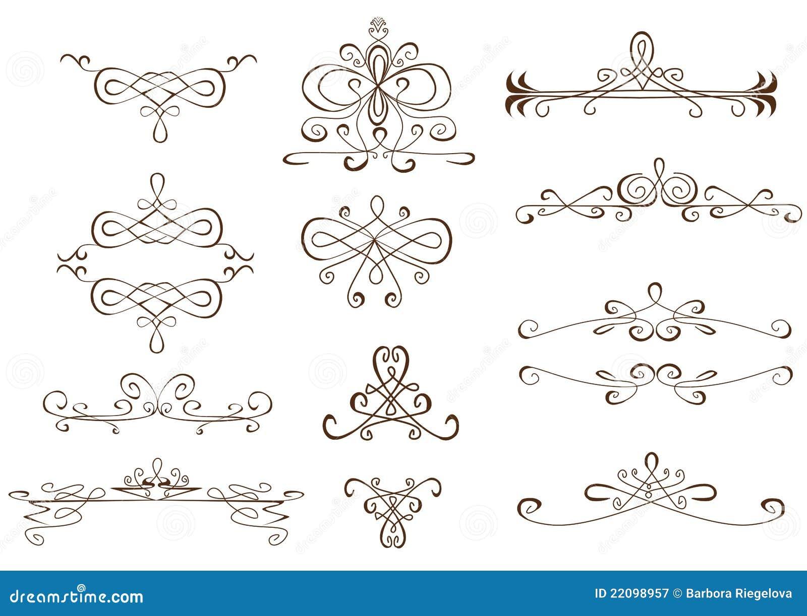 Ornamenti per testo