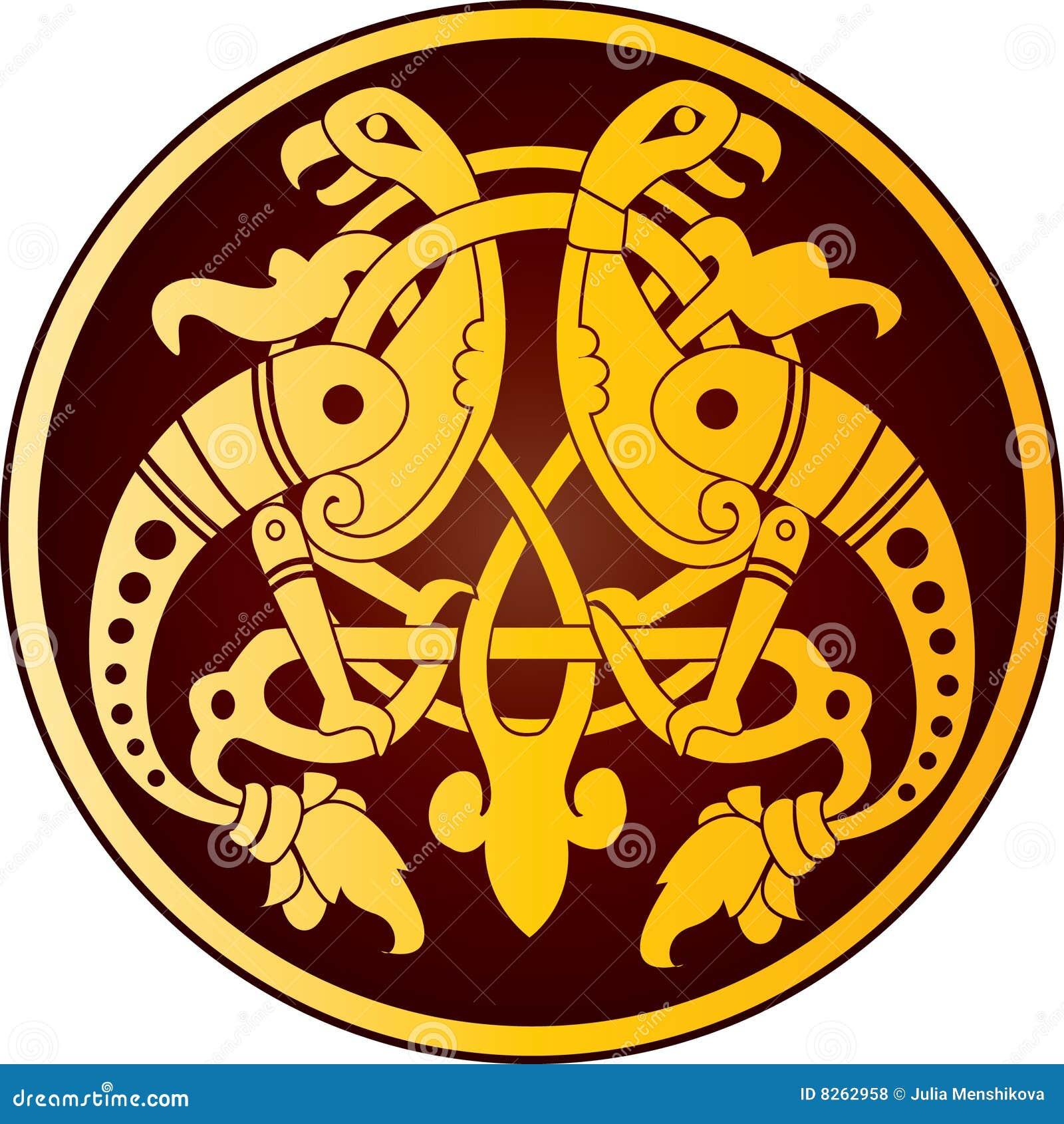 Ornamento céltico