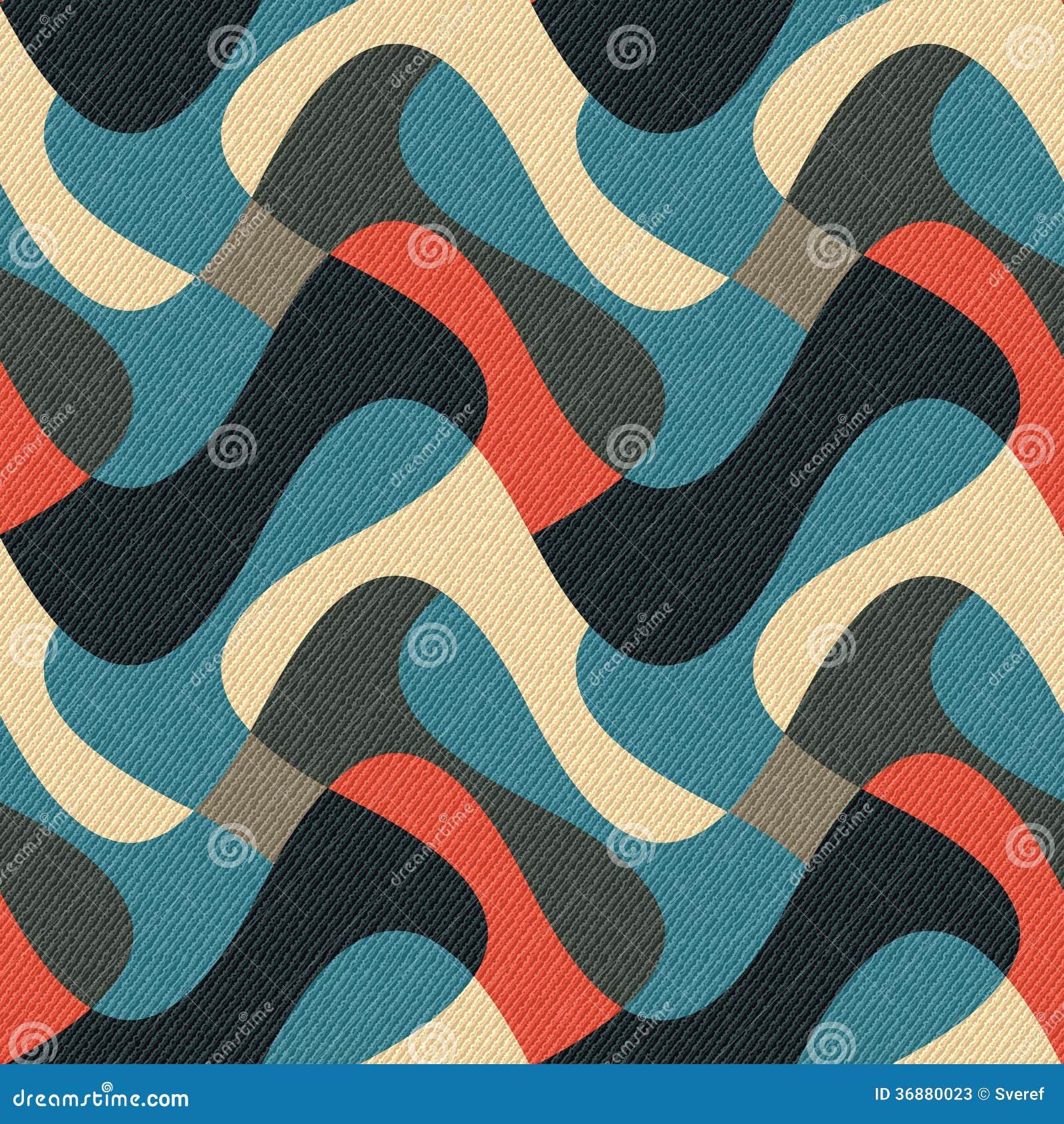 Download Ornamento ondulato illustrazione vettoriale. Illustrazione di cachi - 36880023