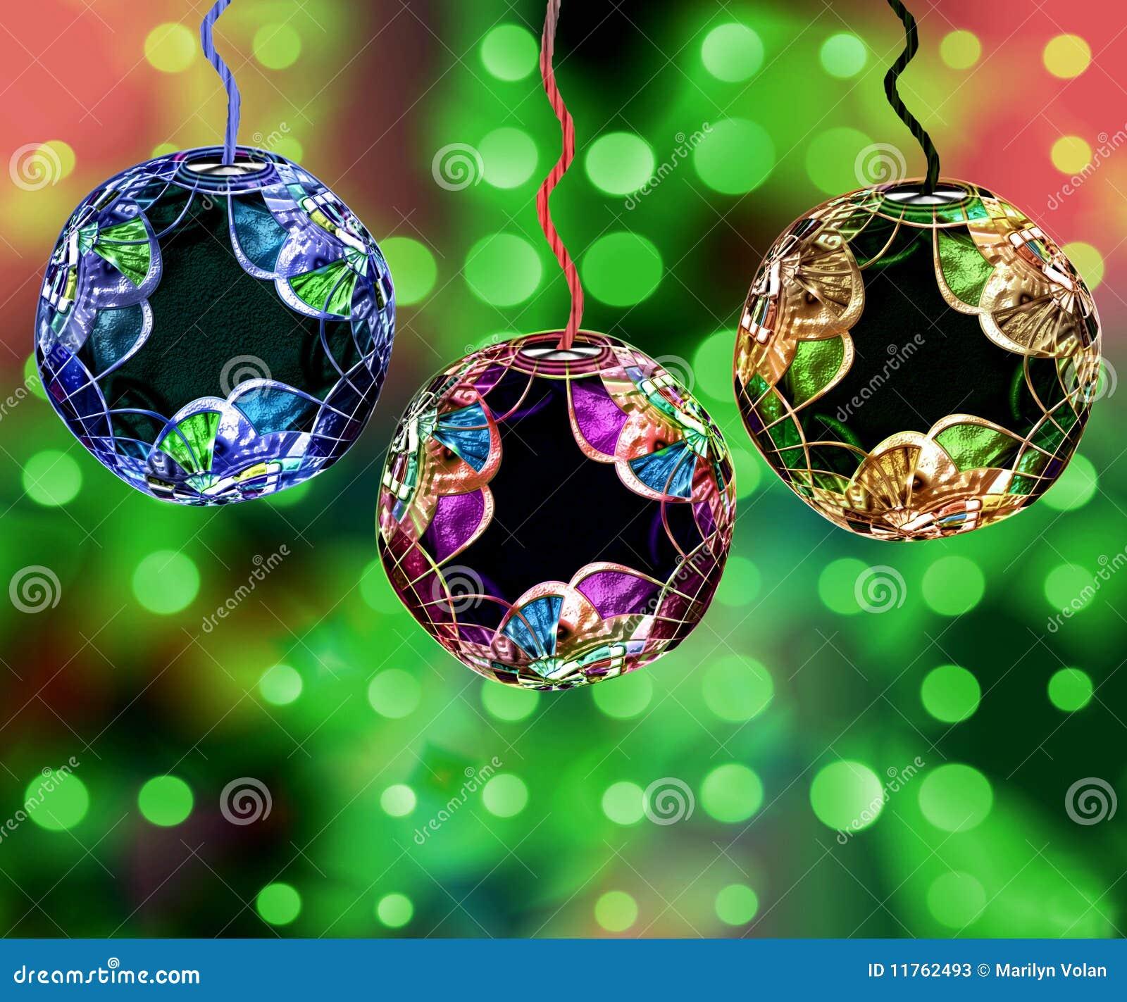 Ornamentos de la navidad fotos de archivo imagen 11762493 - Ornamentos de navidad ...