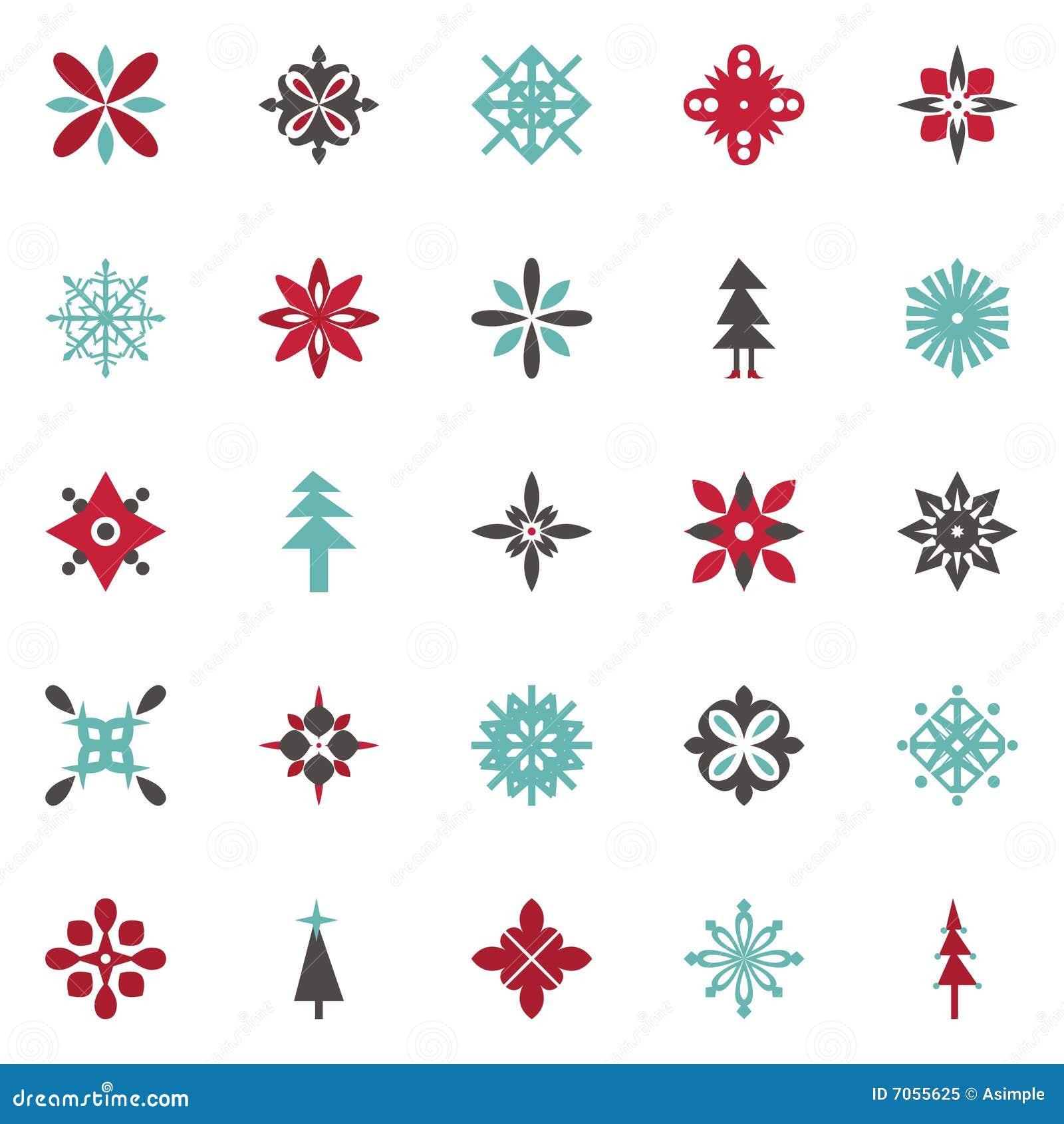 Ornamentos de la navidad foto de archivo libre de regal as - Ornamentos de navidad ...