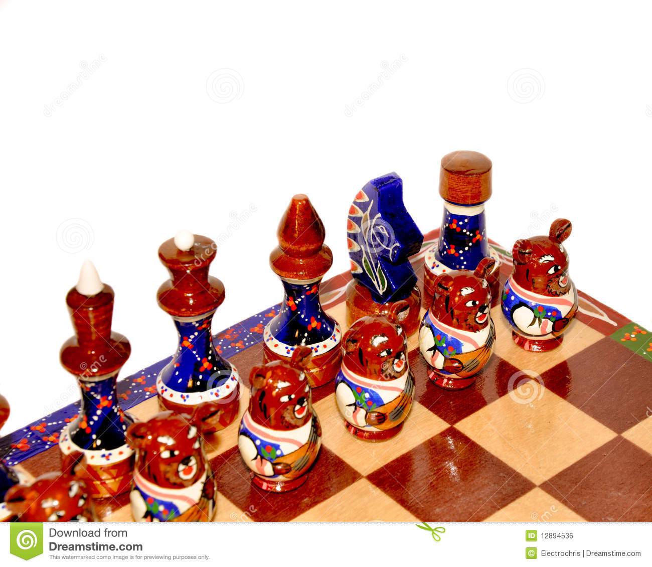 Ornate chess board royalty free stock image image 12894536 - Ornate chess sets ...