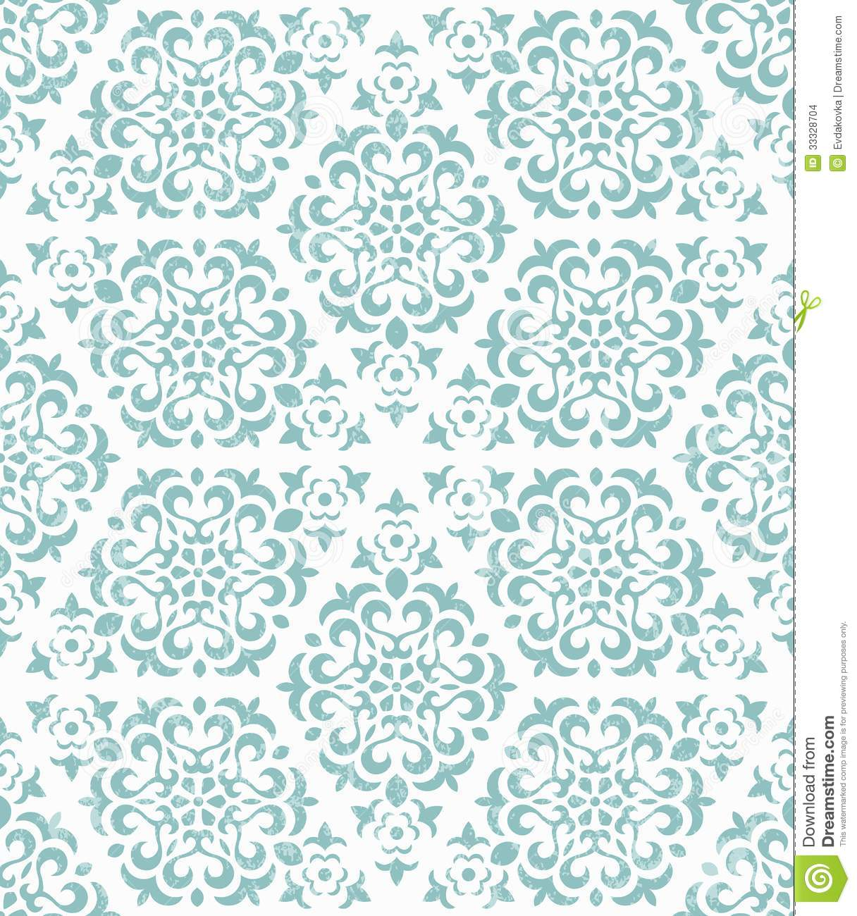 Ornate Geometric Wallpaper Stock Images Image 33328704
