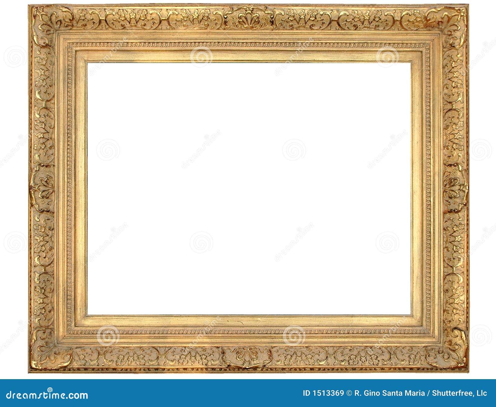 Ornate Gold Frame | www.pixshark.com - Images Galleries ...