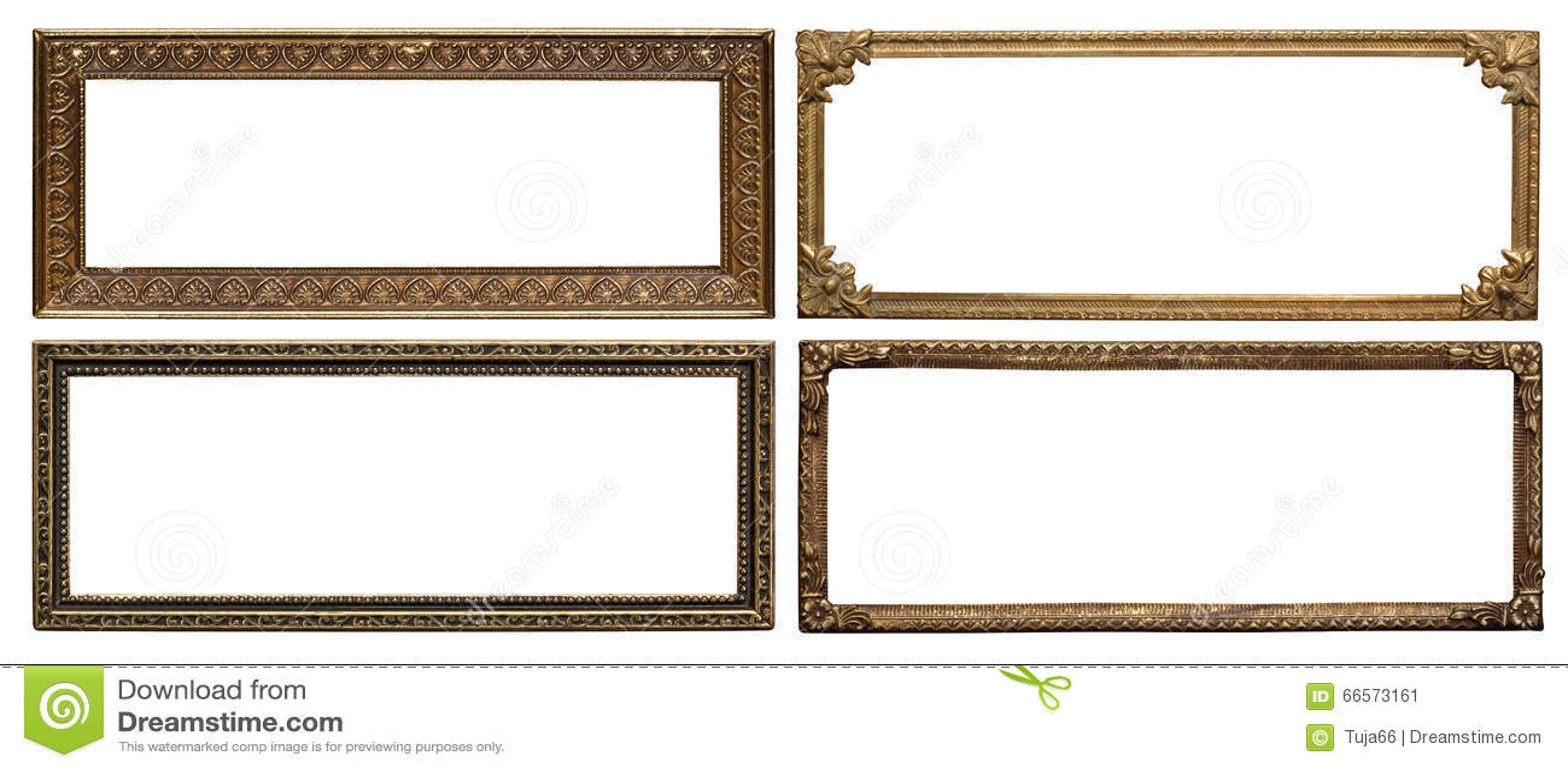 Ornate metal frames stock image. Image of border, empty - 66573161