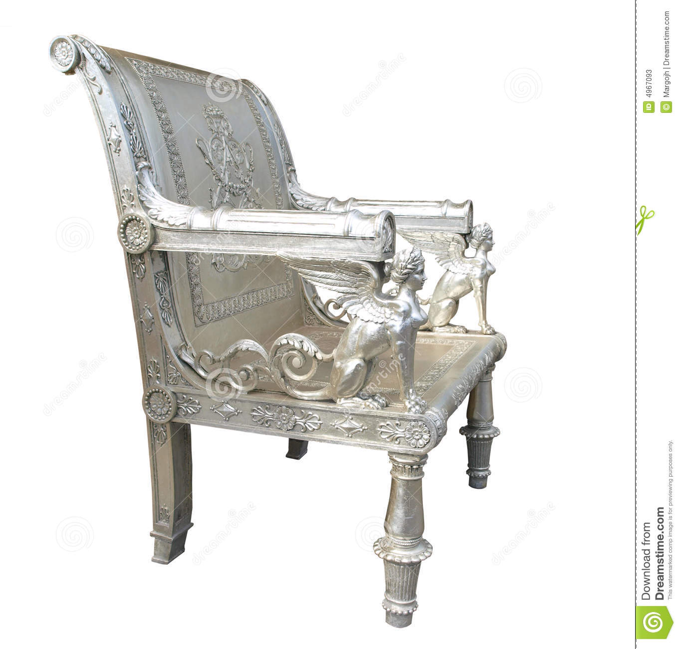 The silver chair illustrations - Egyptian